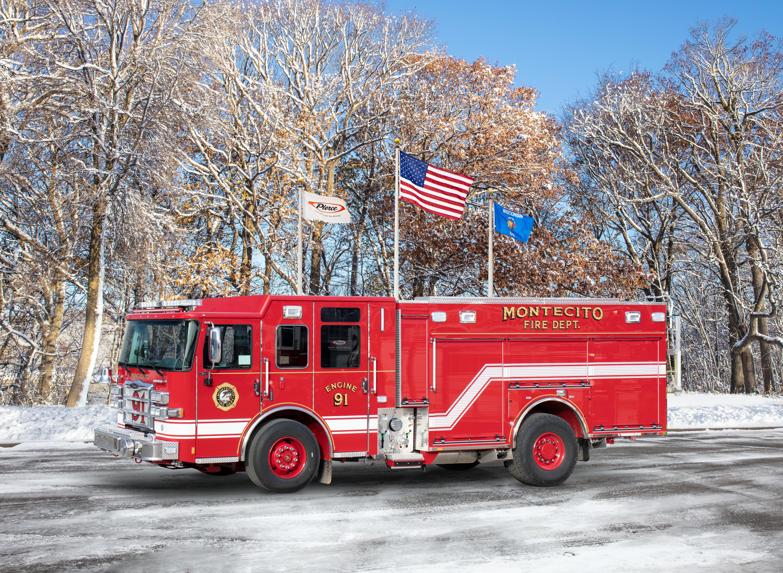 Montecito Fire Protection District - Pumper