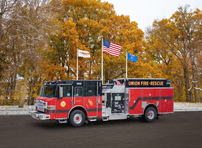 Union Fire Protection District - Pumper