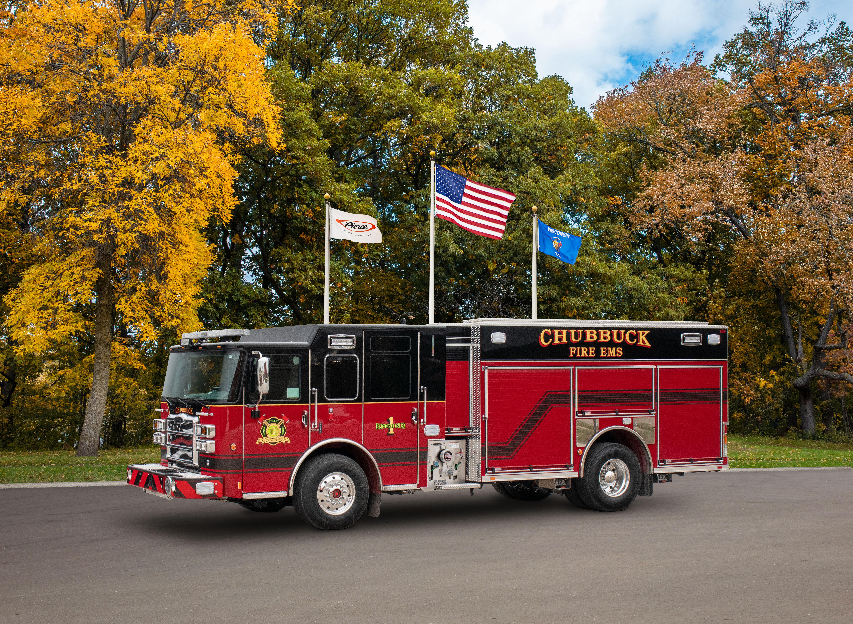 Chubbuck Fire Department - Pumper