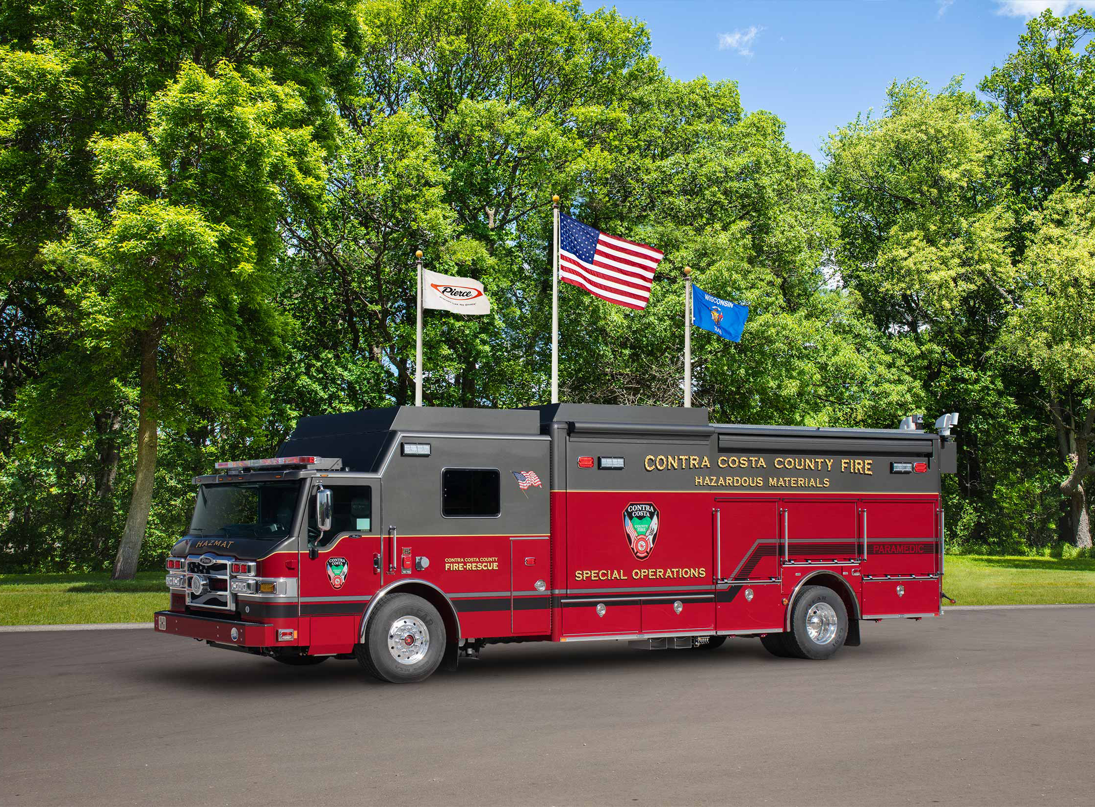 Contra Costa County Fire Protection District - Rescue