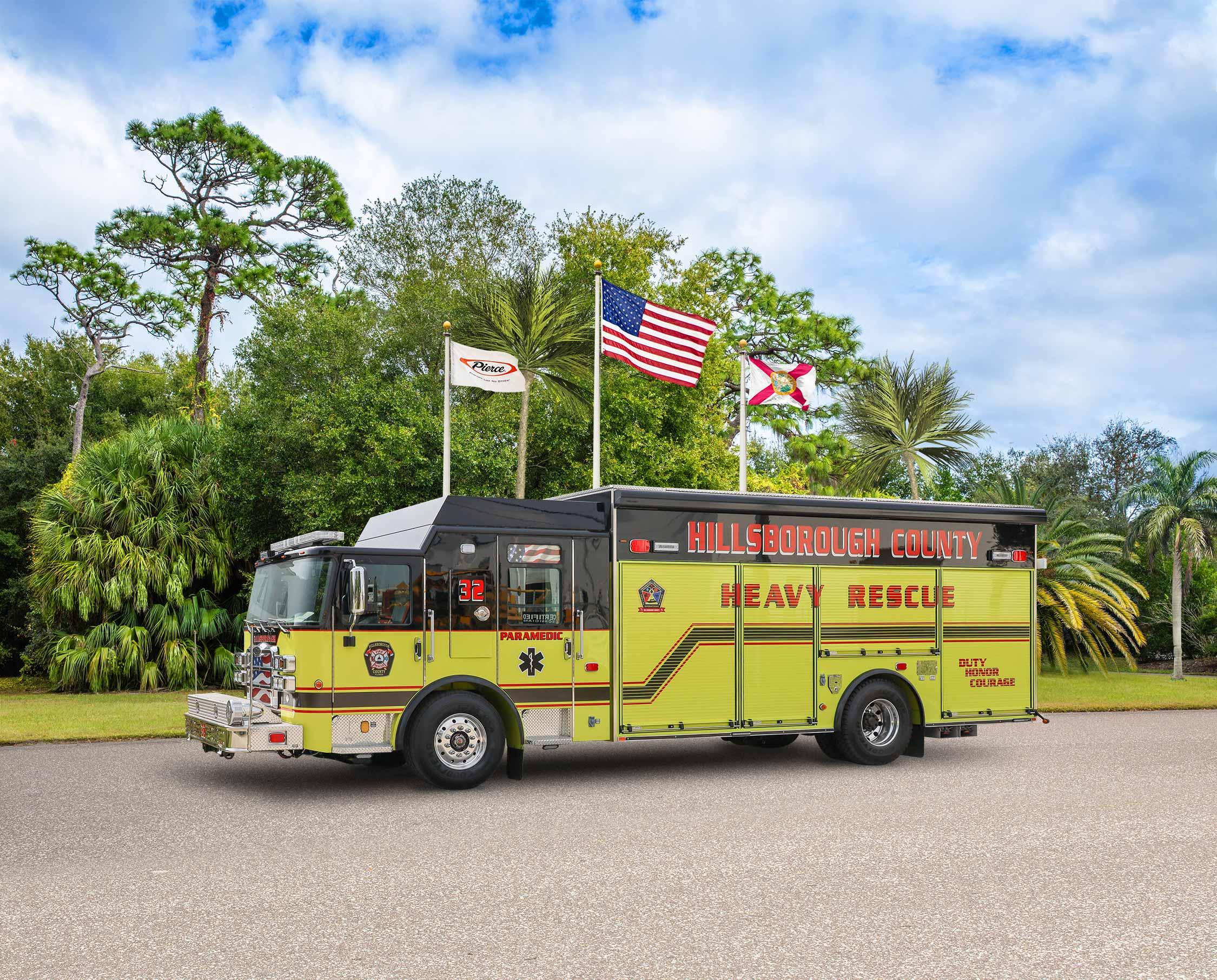 Hillsborough County Fire Rescue - Rescue