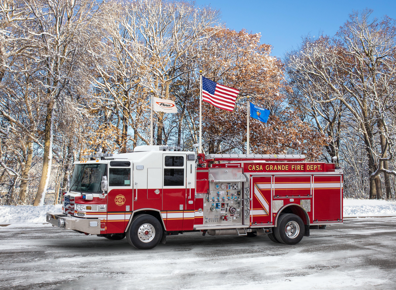 City of Casa Grande Fire Department - Pumper