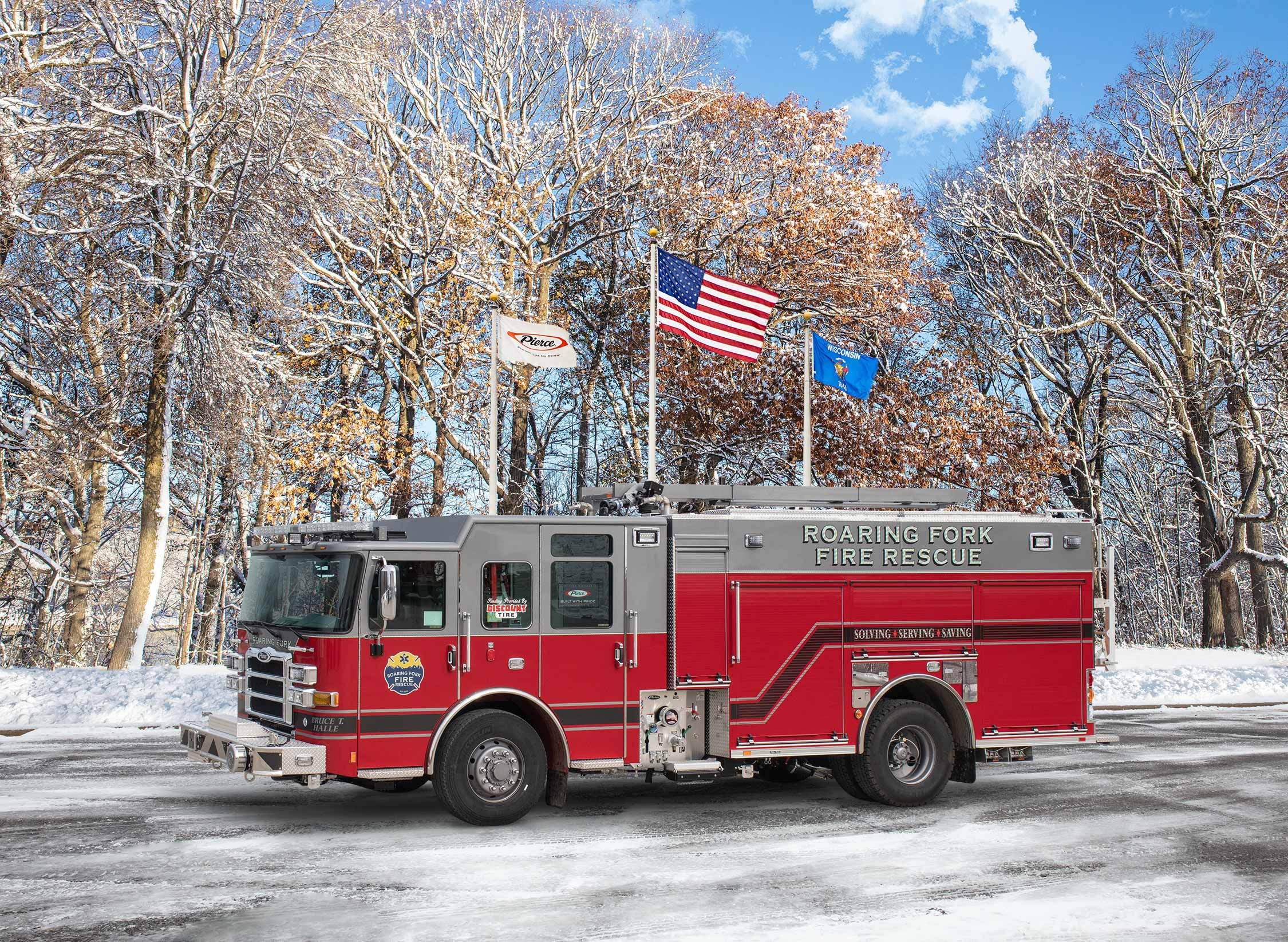 Roaring Fork Fire Rescue Authority - Pumper