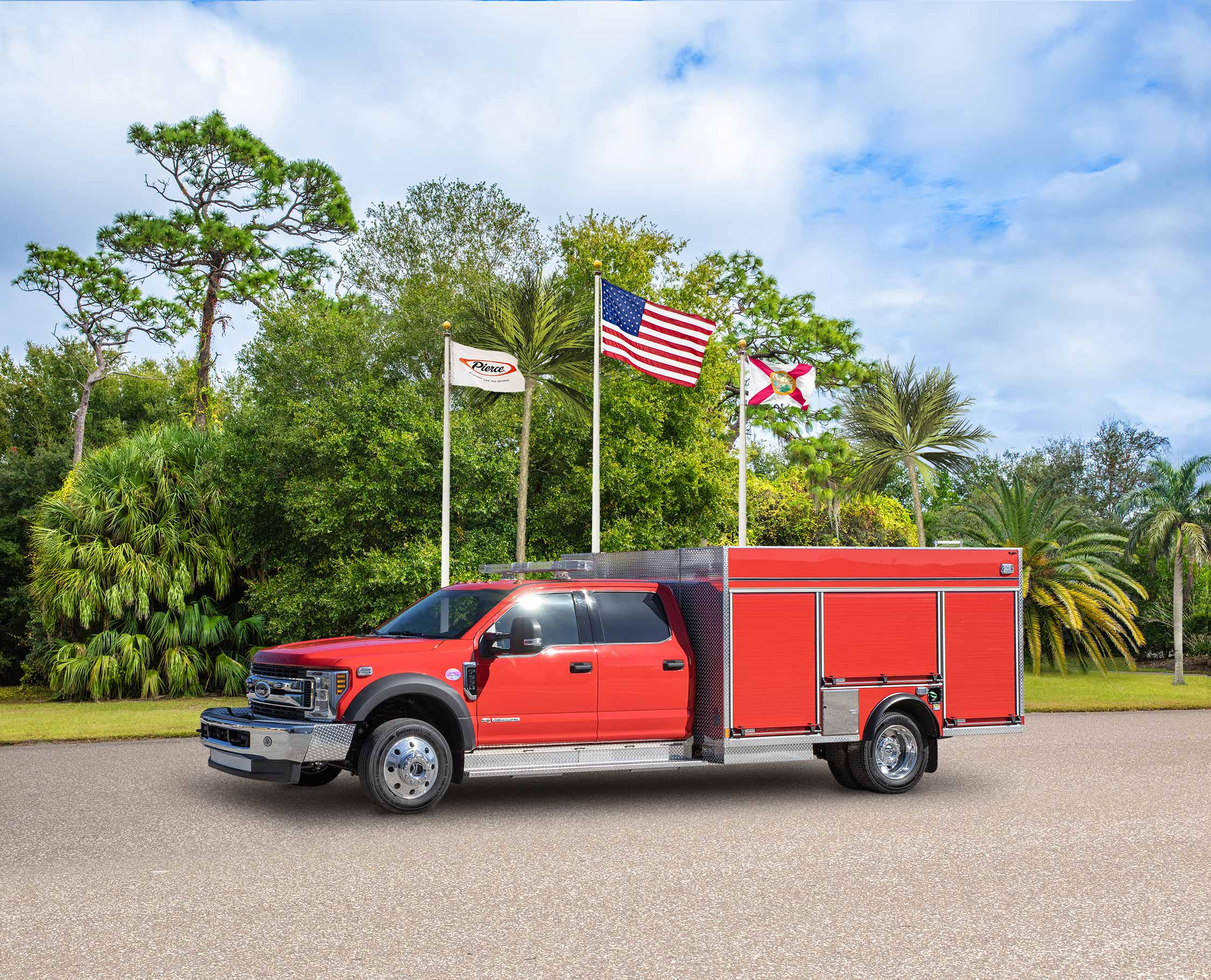South Point Volunteer Fire Department - Pumper