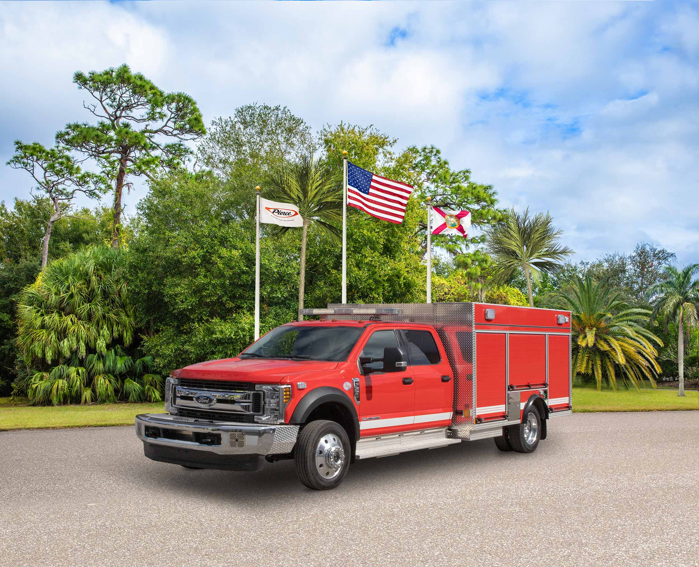 Shelby County Fire Department - Pumper