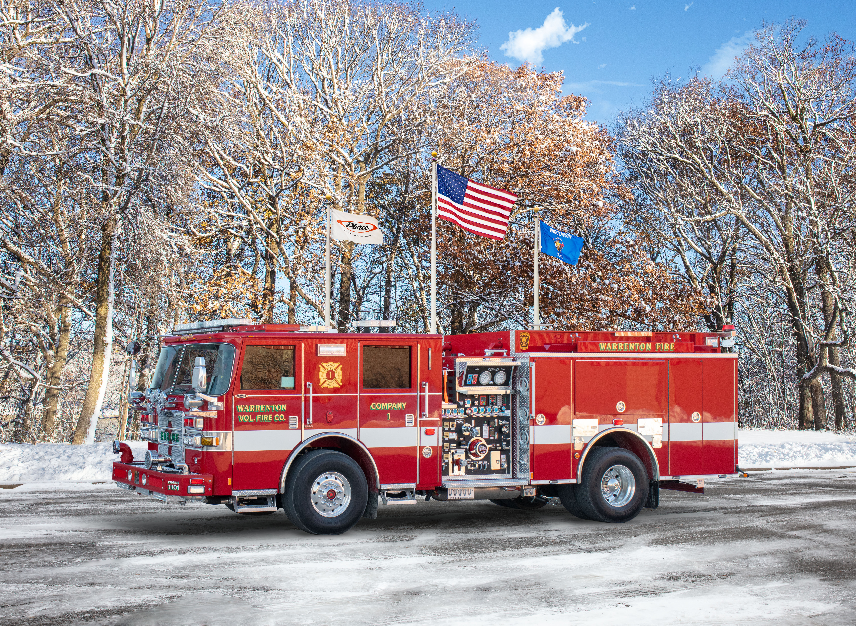 Warrenton Volunteer Fire Company - Pumper