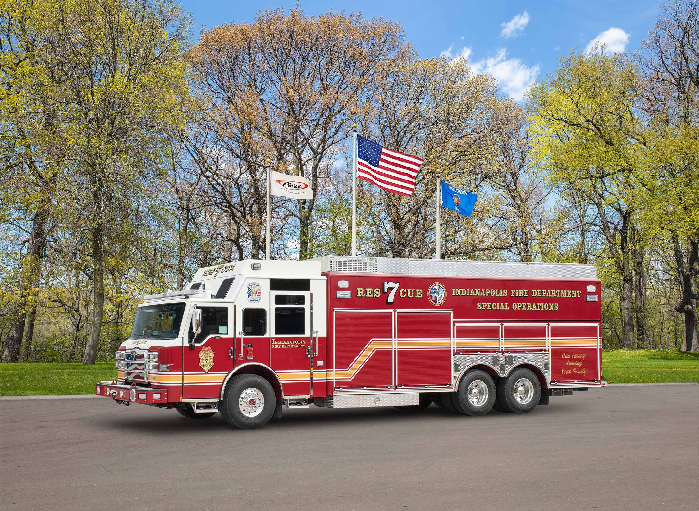Indianapolis Fire Department - Rescue