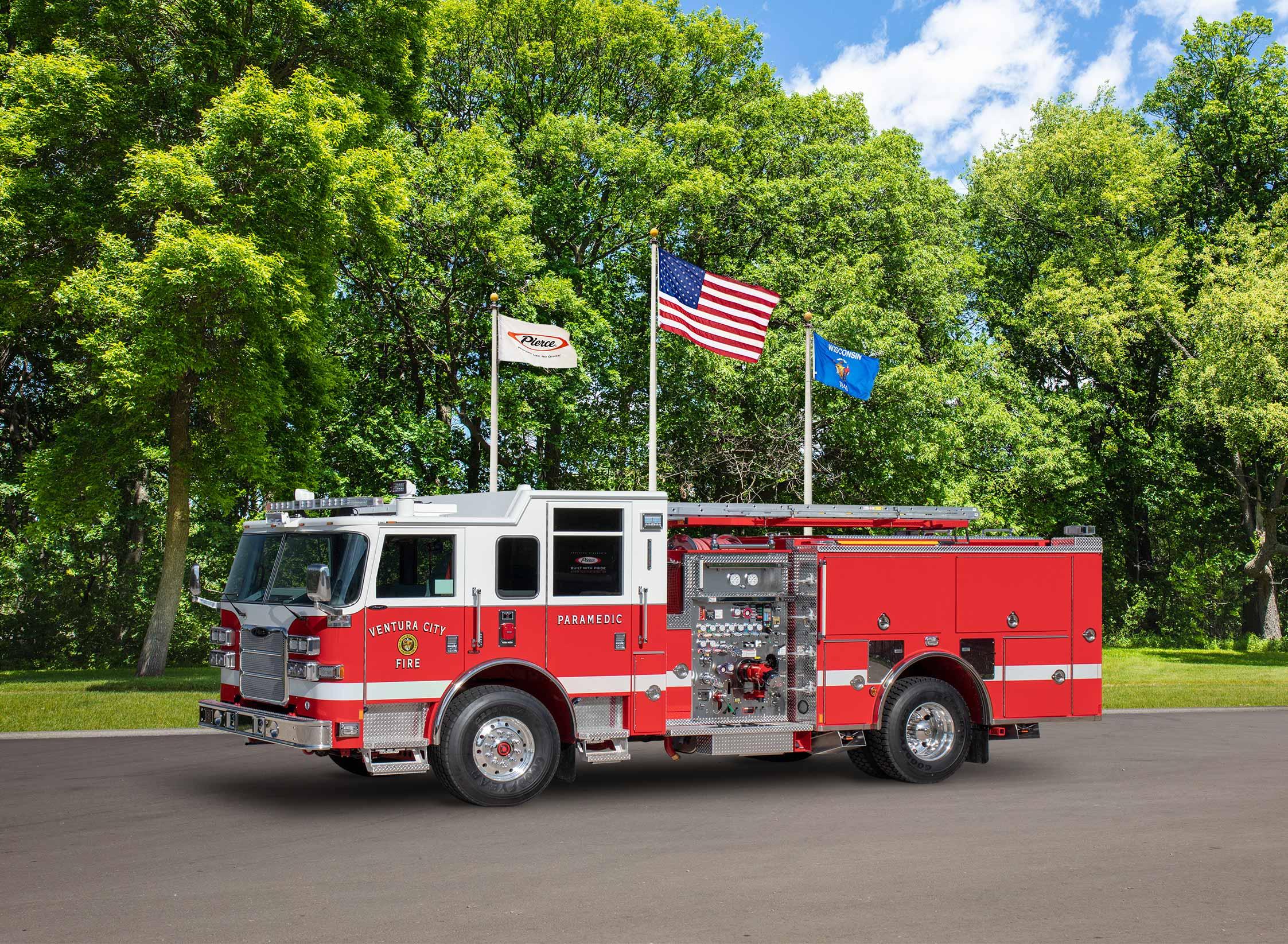 Ventura City Fire - Pumper