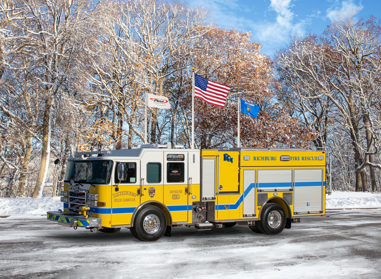 Richburg Fire Department - Pumper