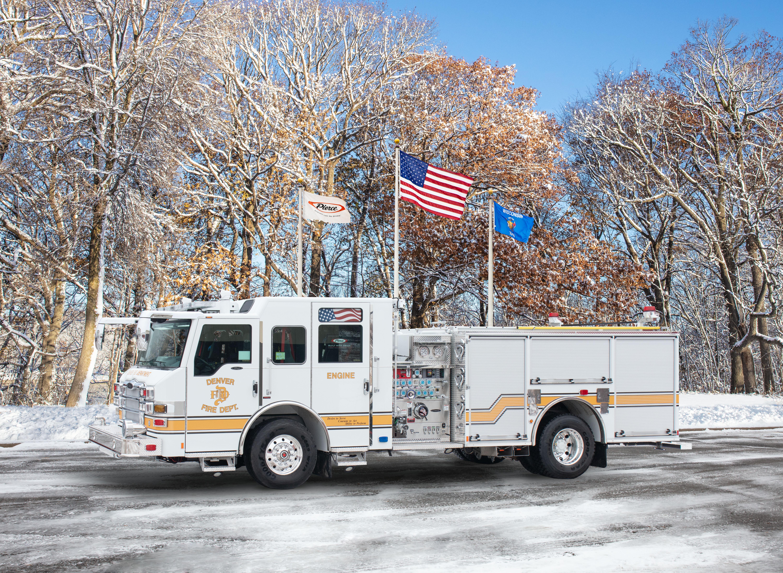 Denver Fire Department - Pumper