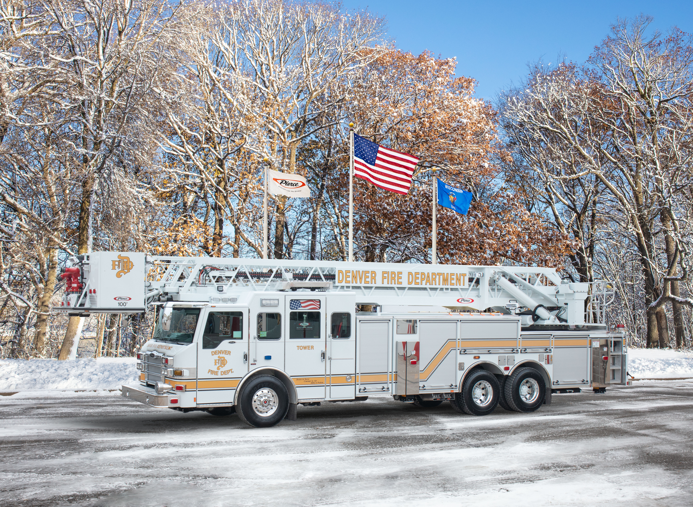 Denver Fire Department - Aerial
