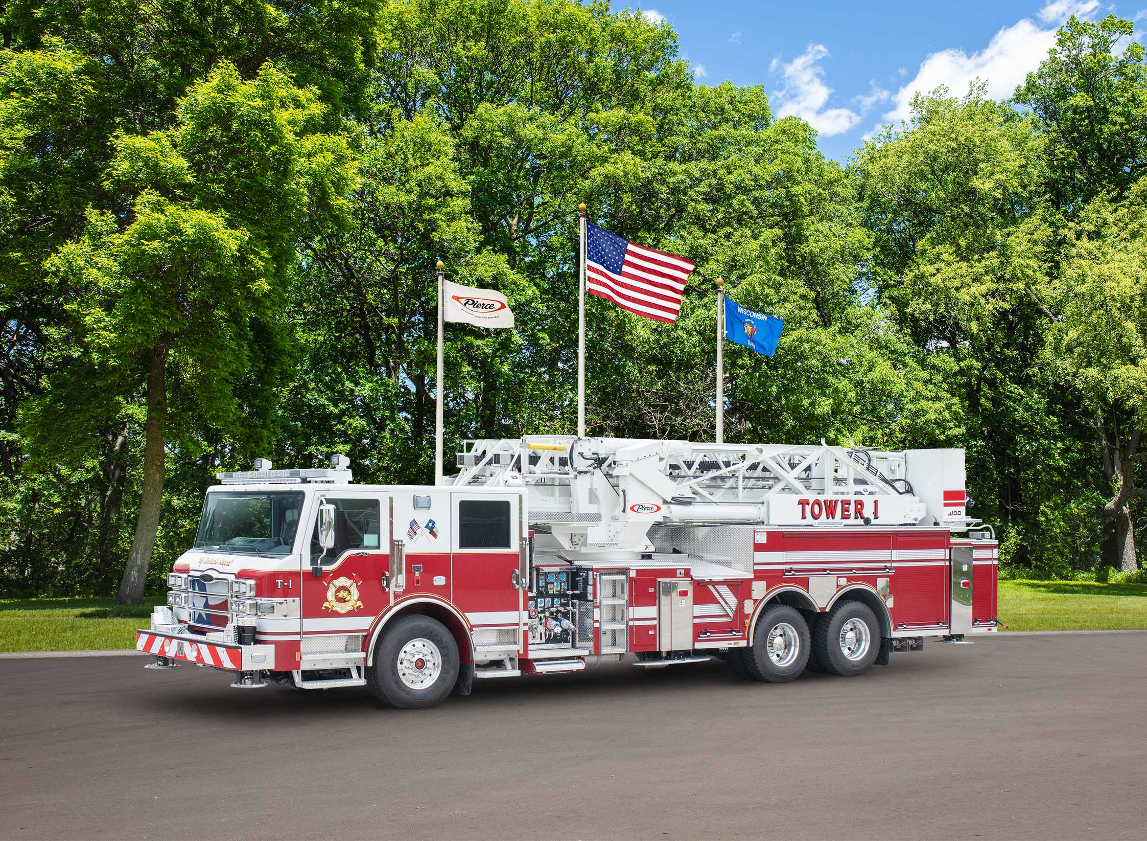 Gulf Coast Growth Ventures Fire & Emergency - Aerial