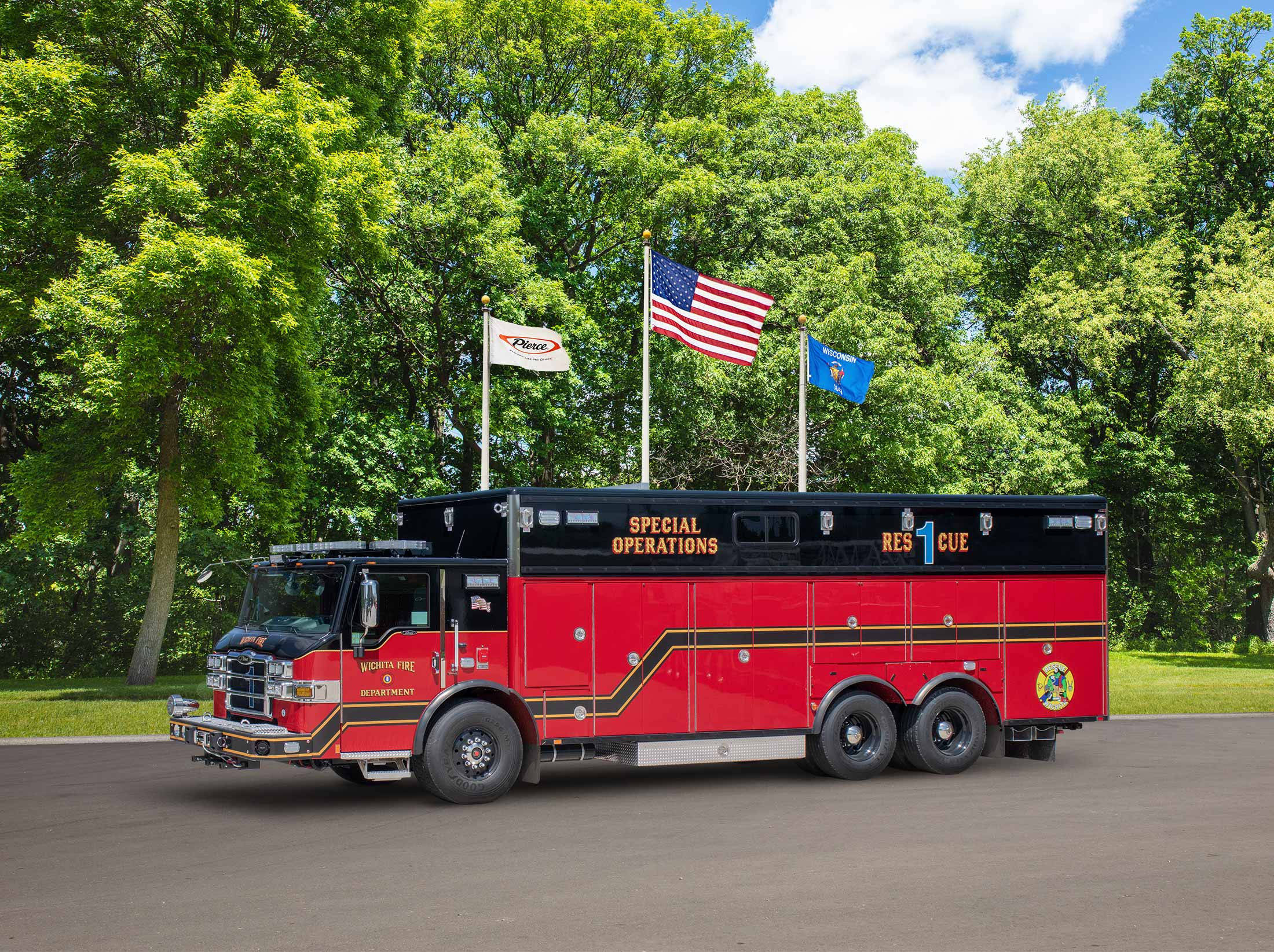 Wichita Fire Department - Rescue