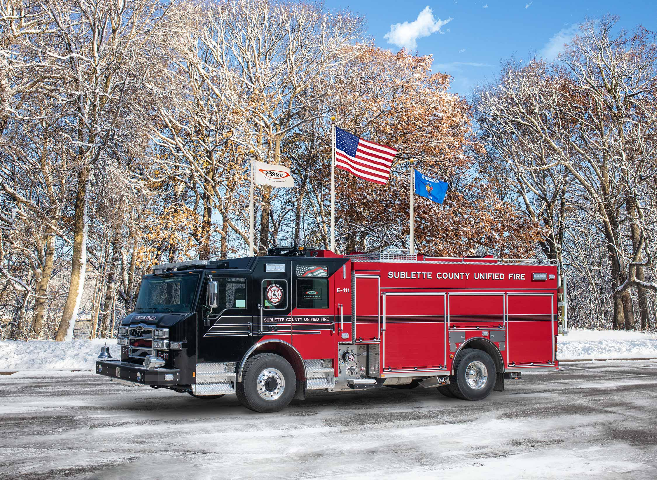 Sublette County Unified Fire - Pumper
