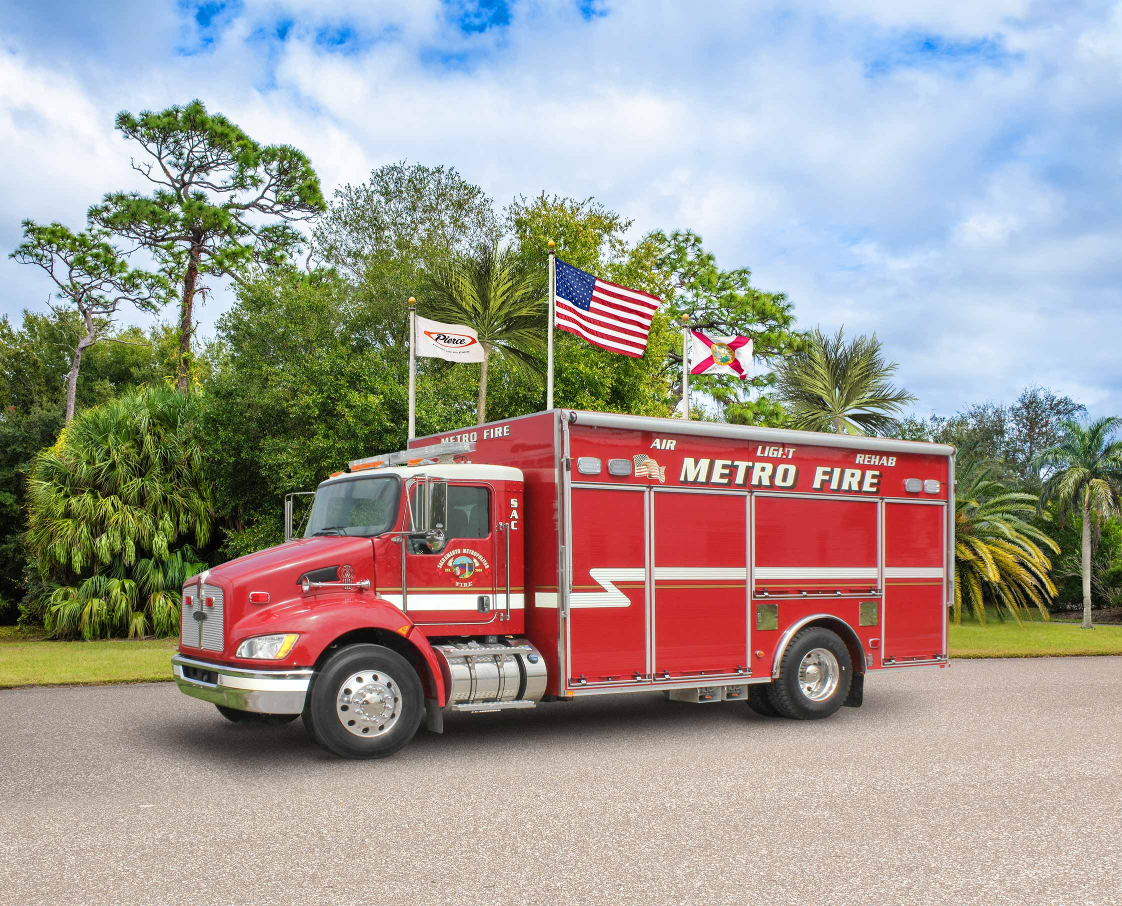 Sacramento Metropolitan Fire District - Rescue