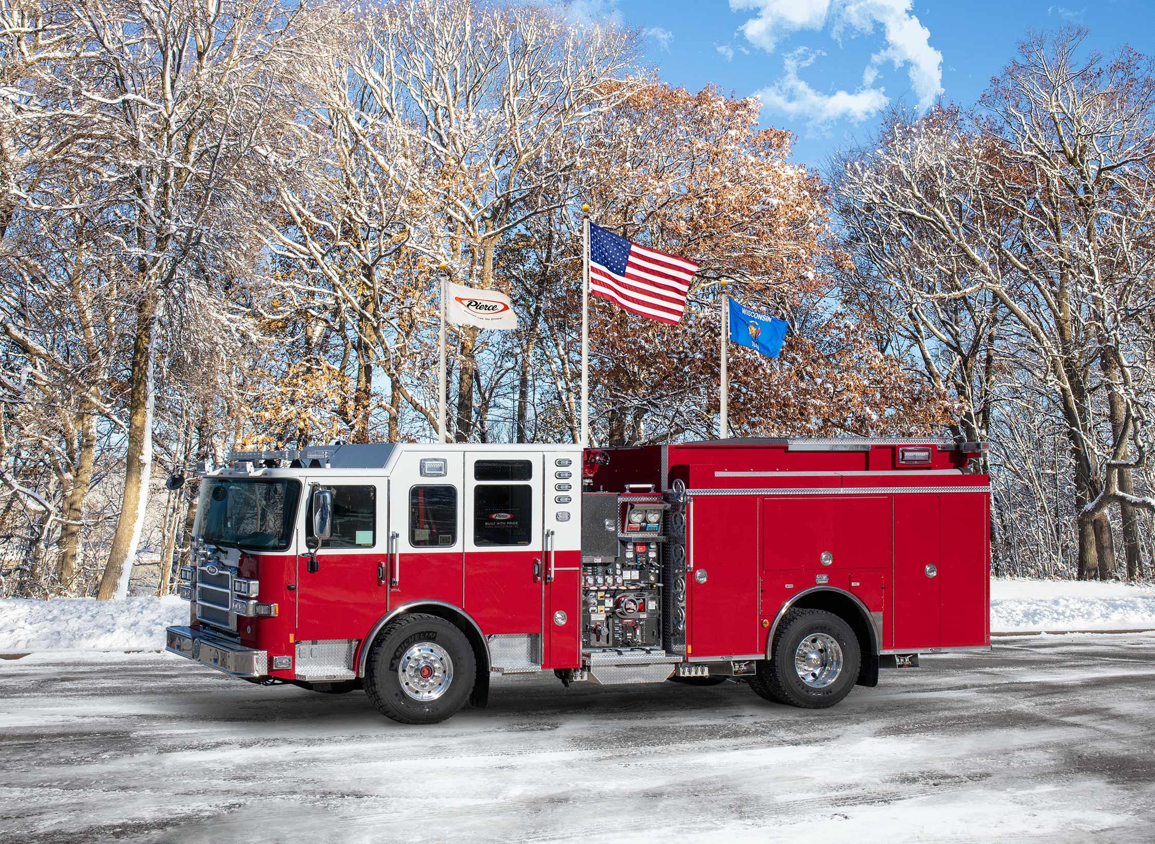 Montgomery Township- Fire District No. 2 - Pumper
