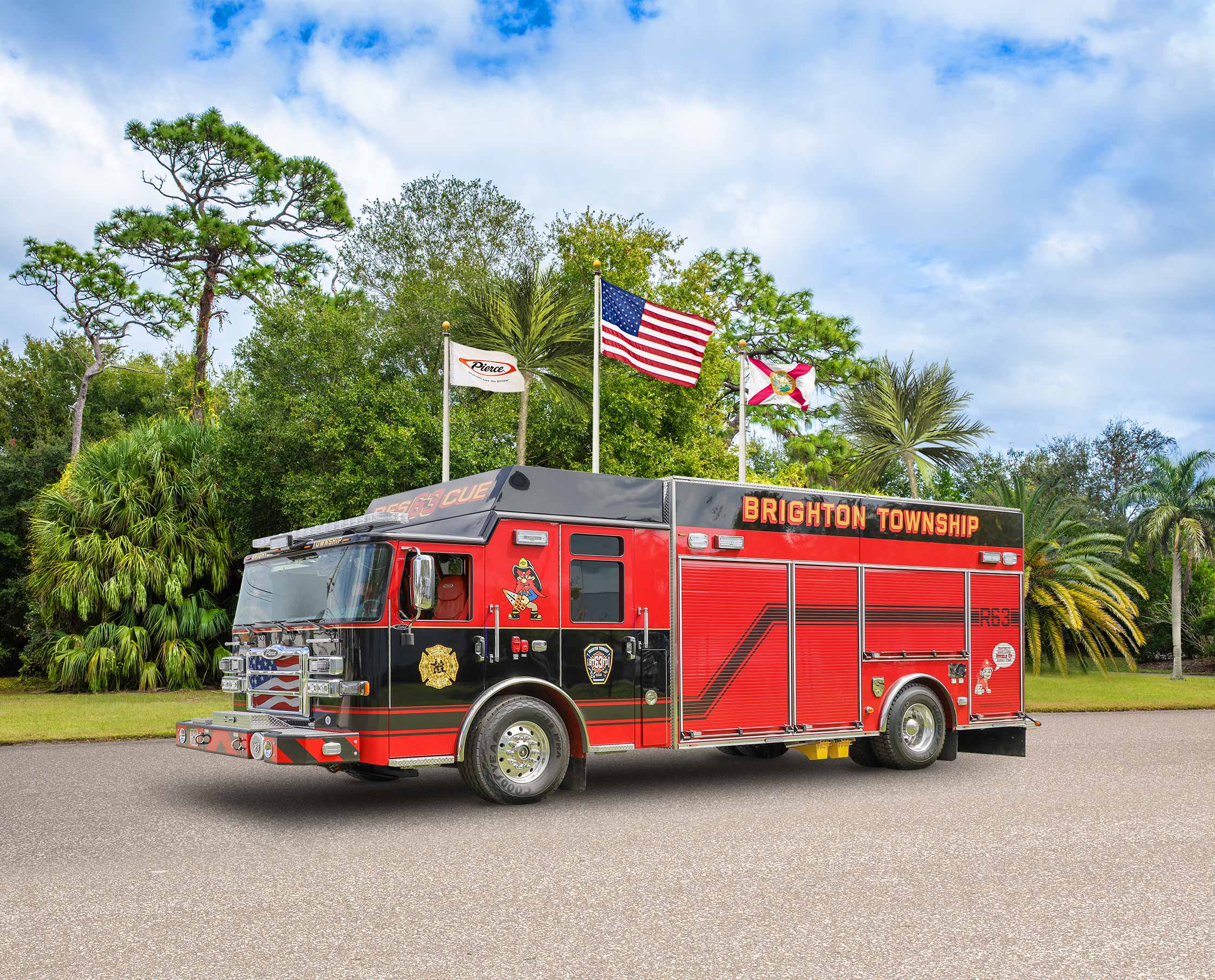 Brighton Township Volunteer Fire Department - Rescue