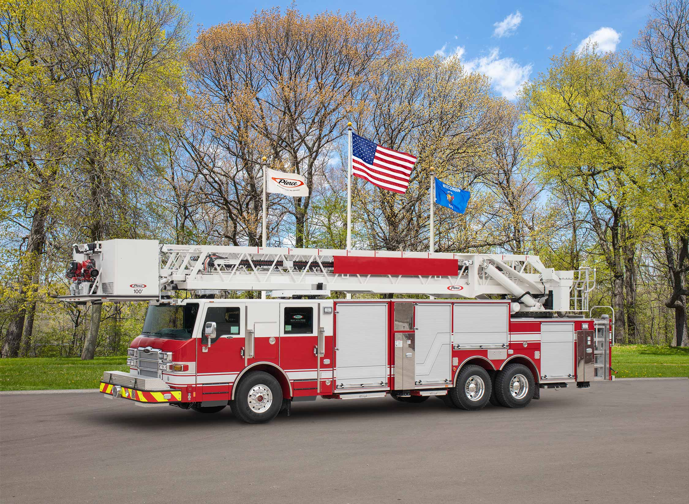 Rochester Fire Department - Aerial