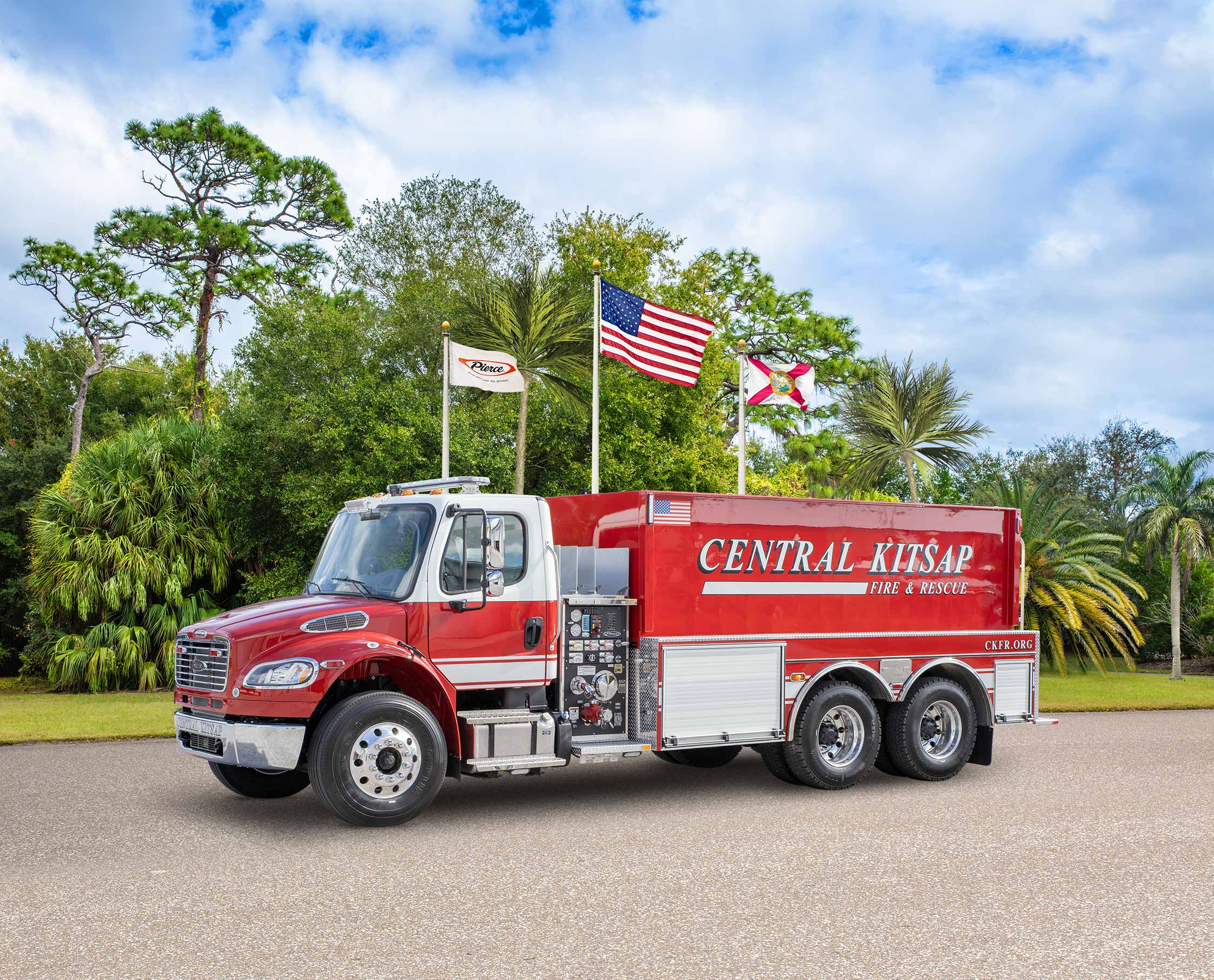 Central Kitsap Fire & Rescue - Tanker