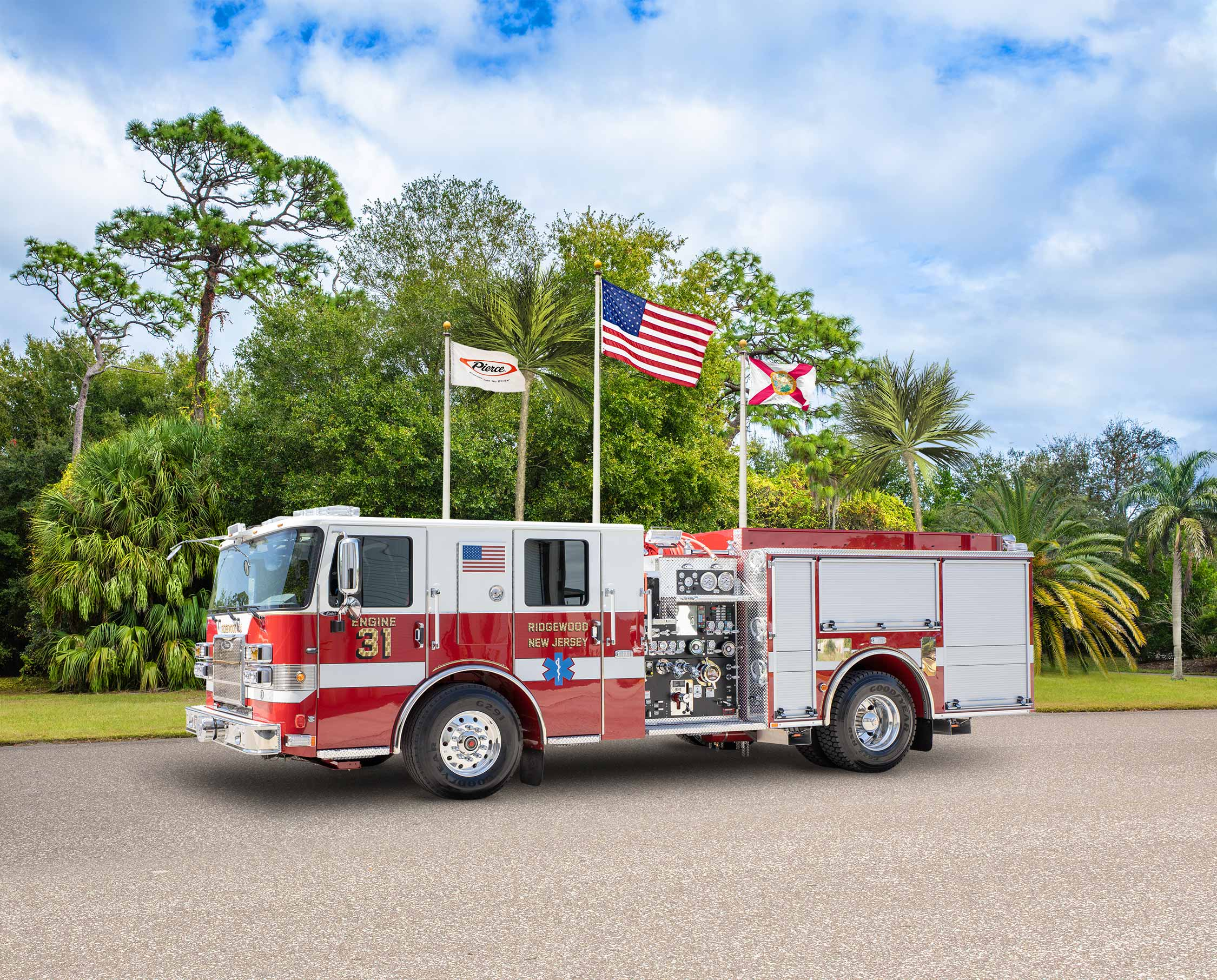 Ridgewood Fire Department - Pumper