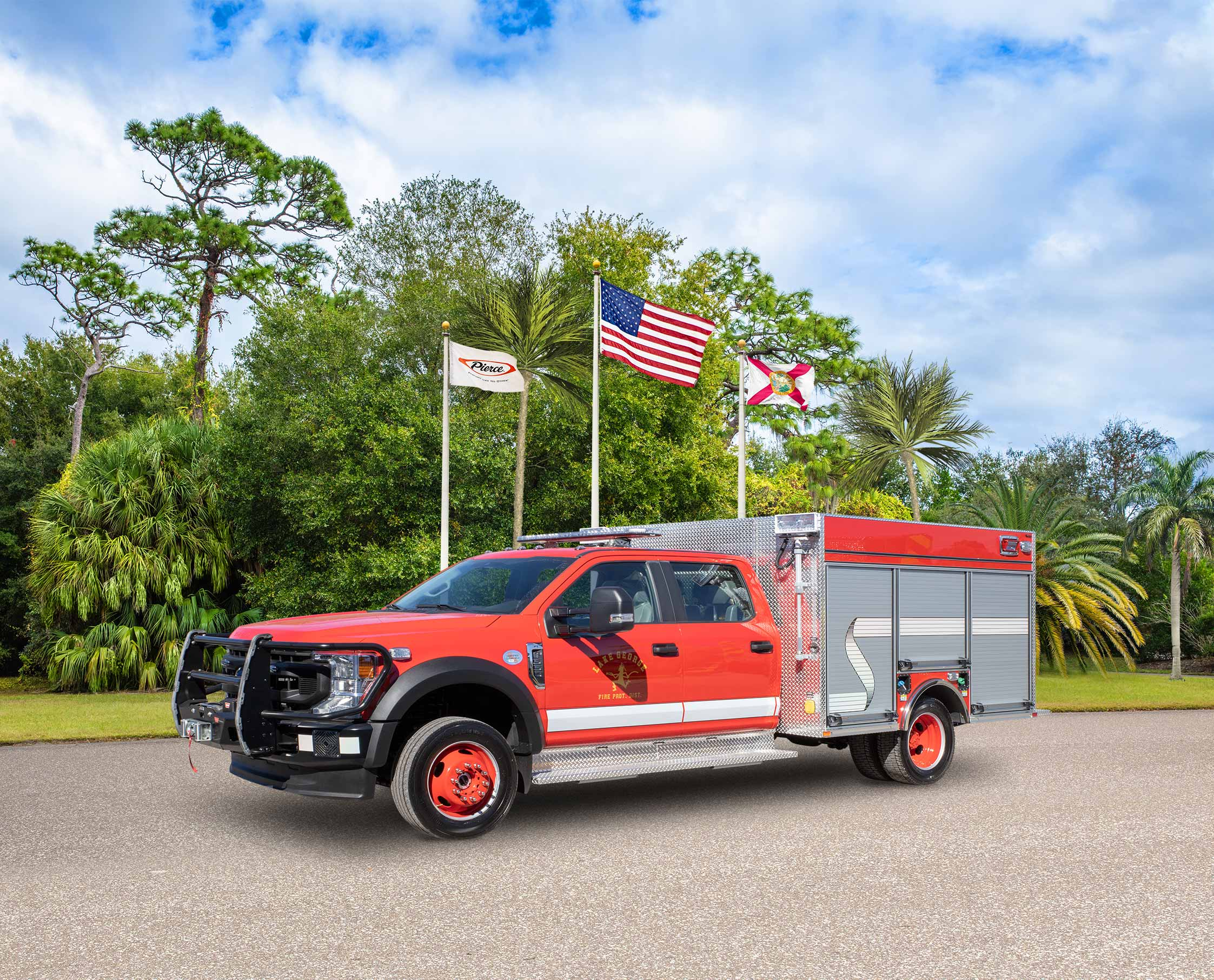 Lake George Fire Protection District - Rescue