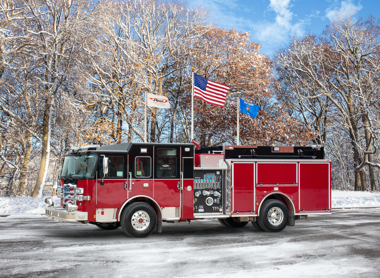City of Carmel Fire Department - Pumper
