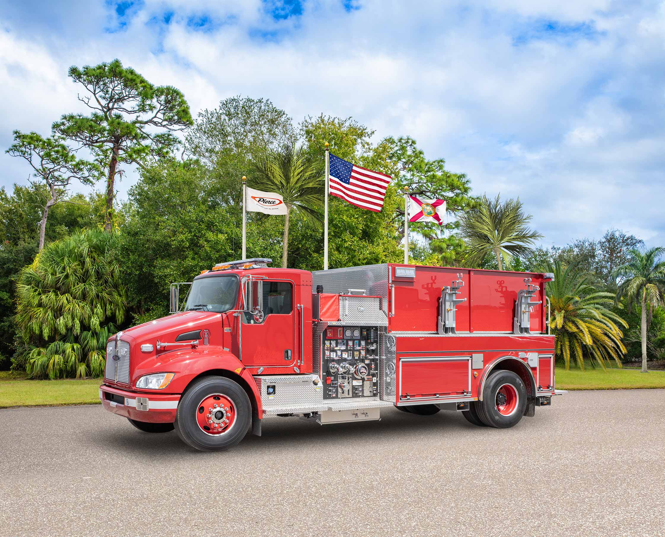 Fremont County Fire Protection District - Tanker