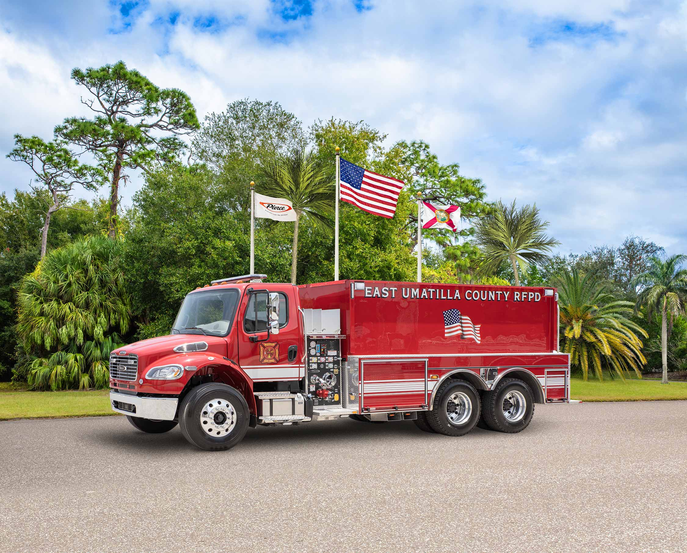 East Umatilla County Rural Fire Protect. District - Tanker