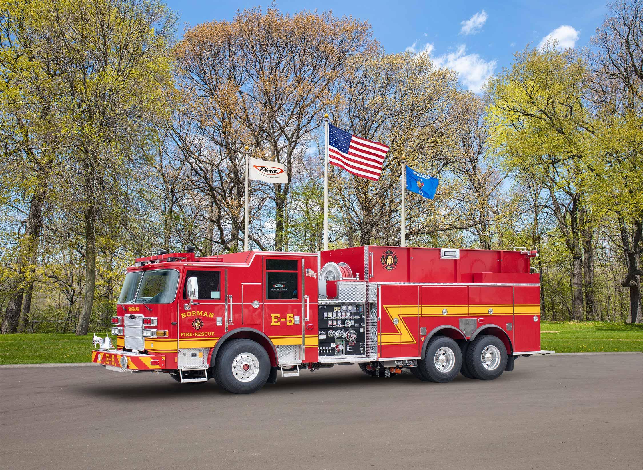 Norman Fire-Rescue - Tanker