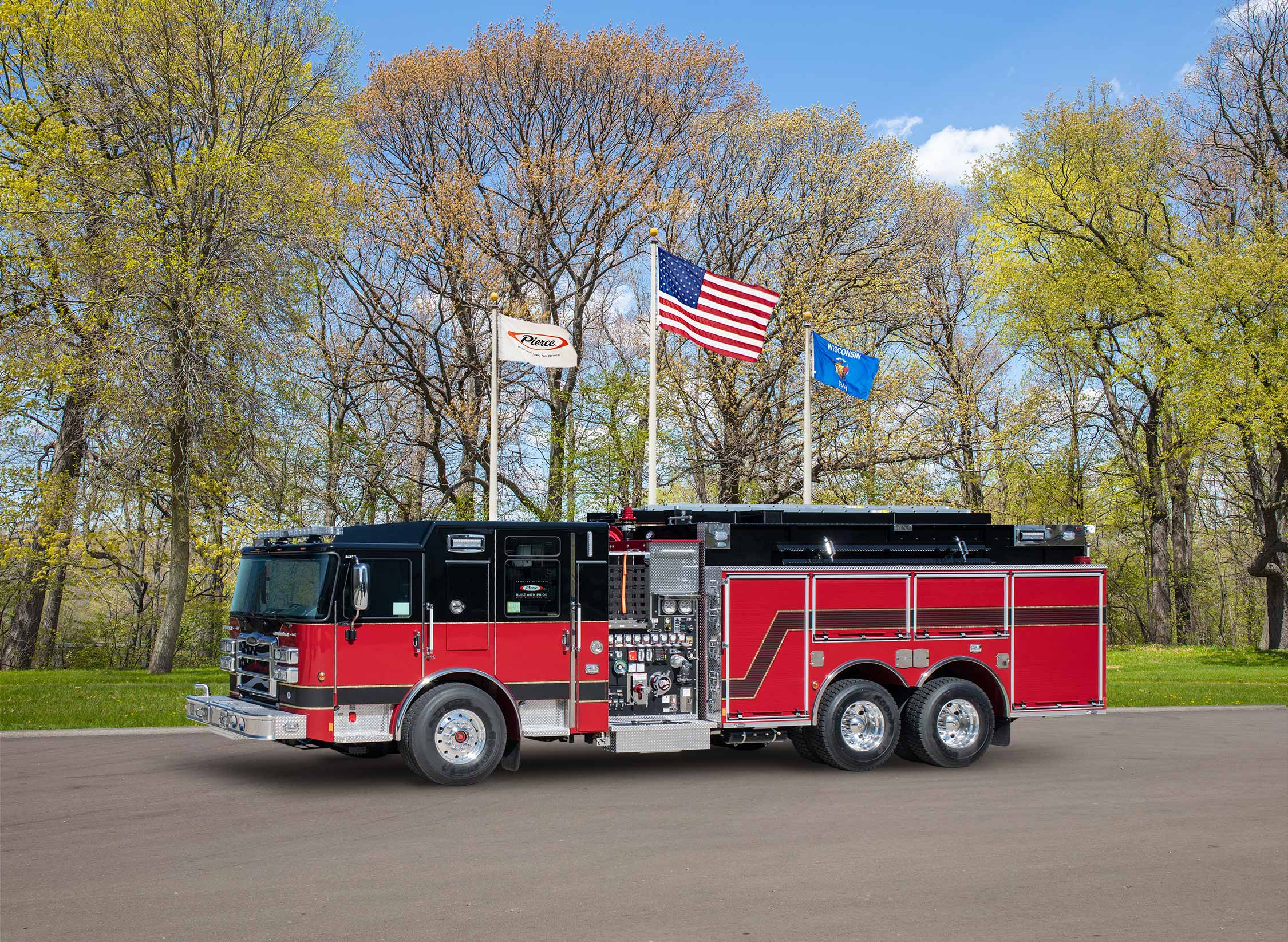 North County Regional Fire Authority - Tanker