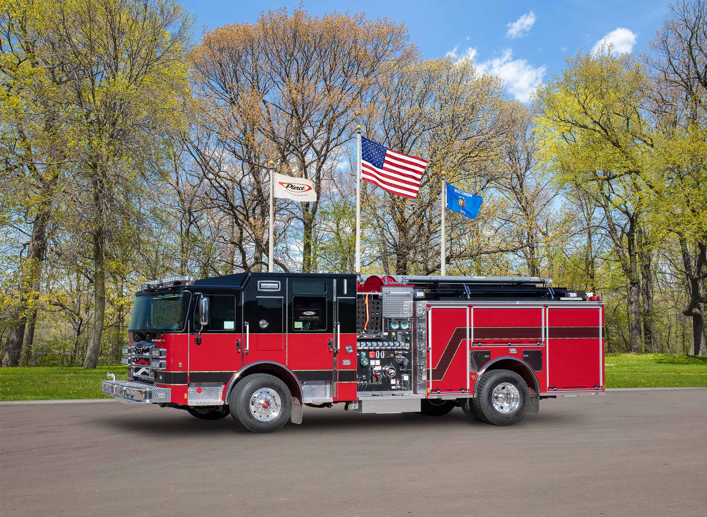 North County Regional Fire Authority - Pumper