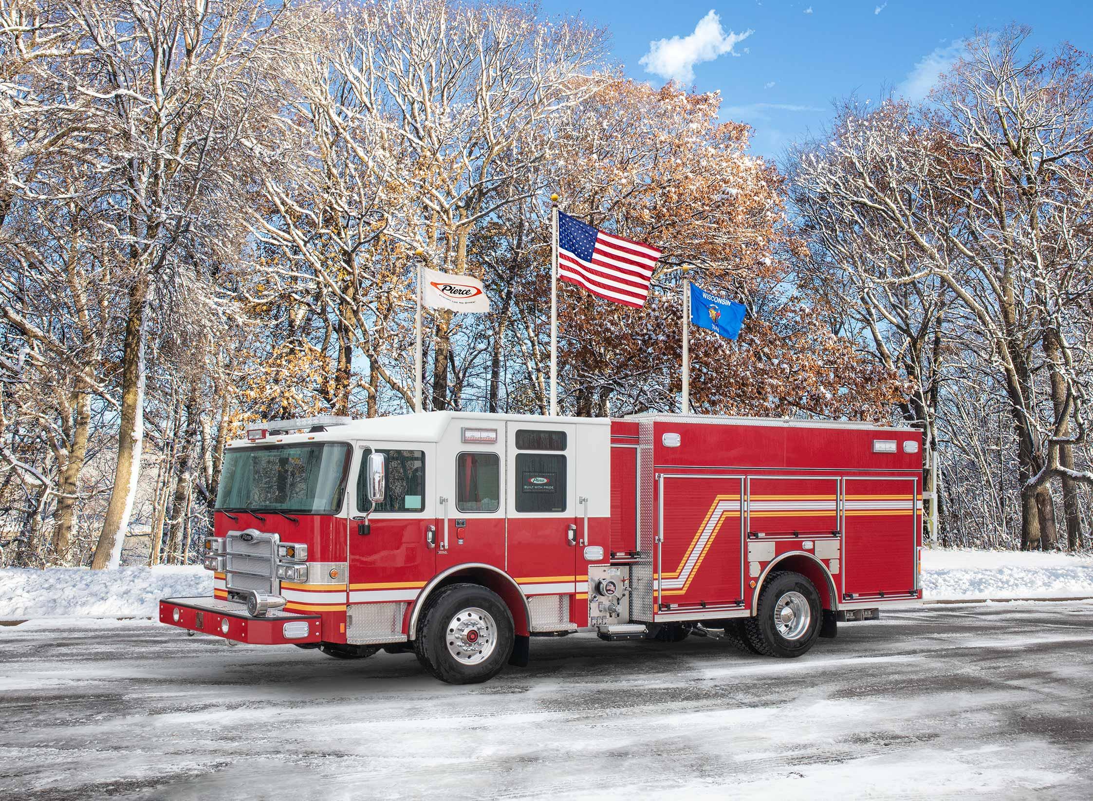 Weymouth Fire Department - Pumper