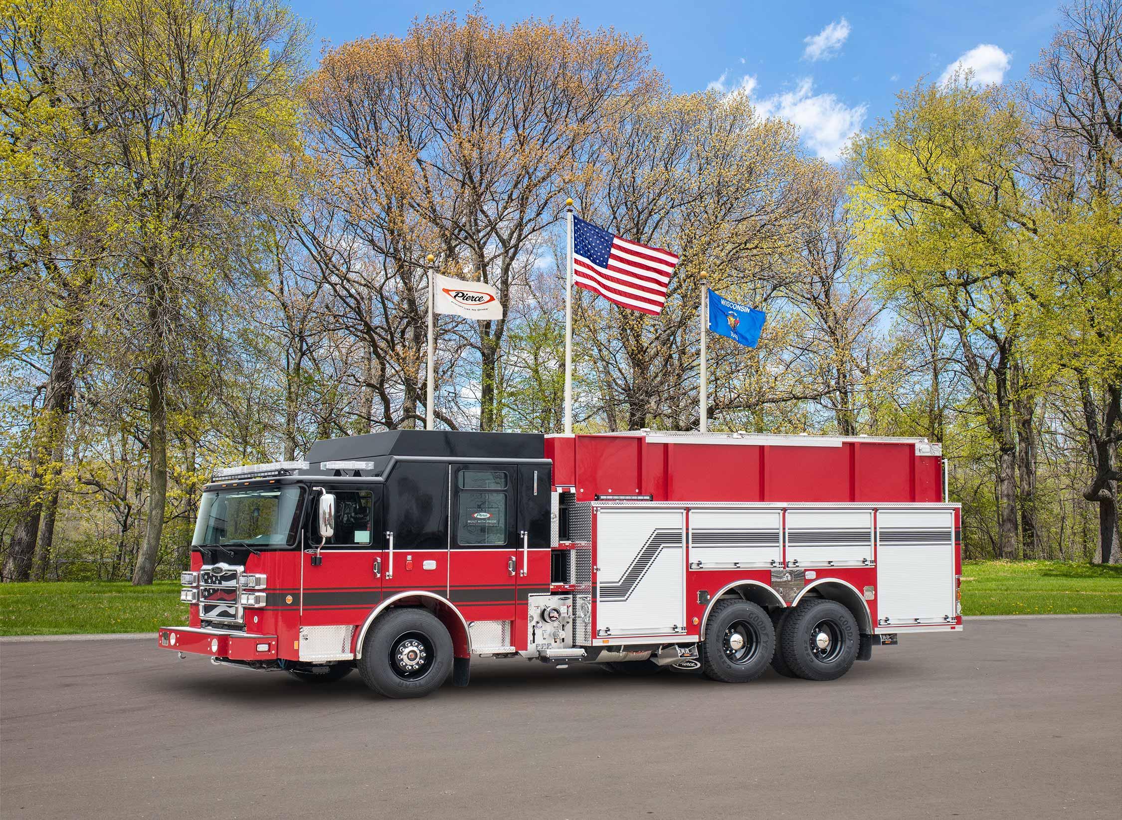 Granby Fire Department - Tanker