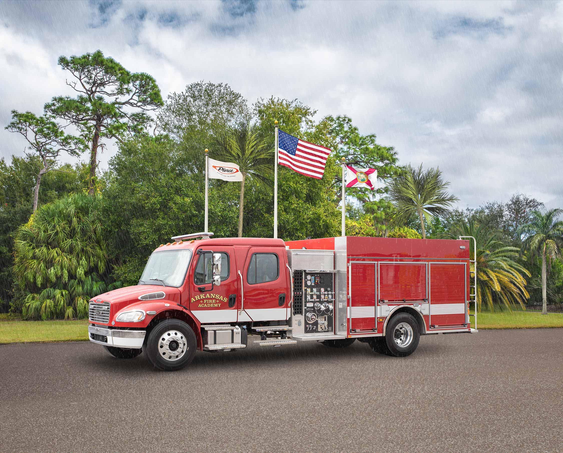 Arkansas Fire Academy - Pumper