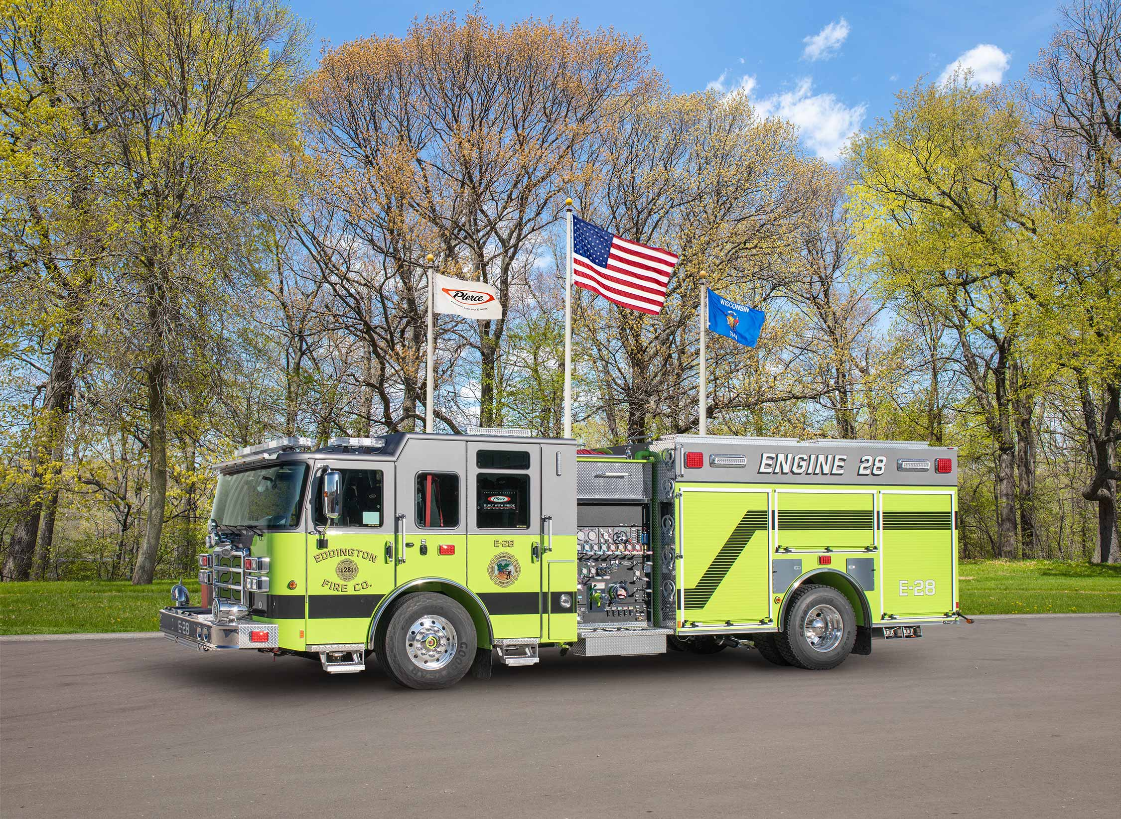 Eddington Fire Company - Pumper