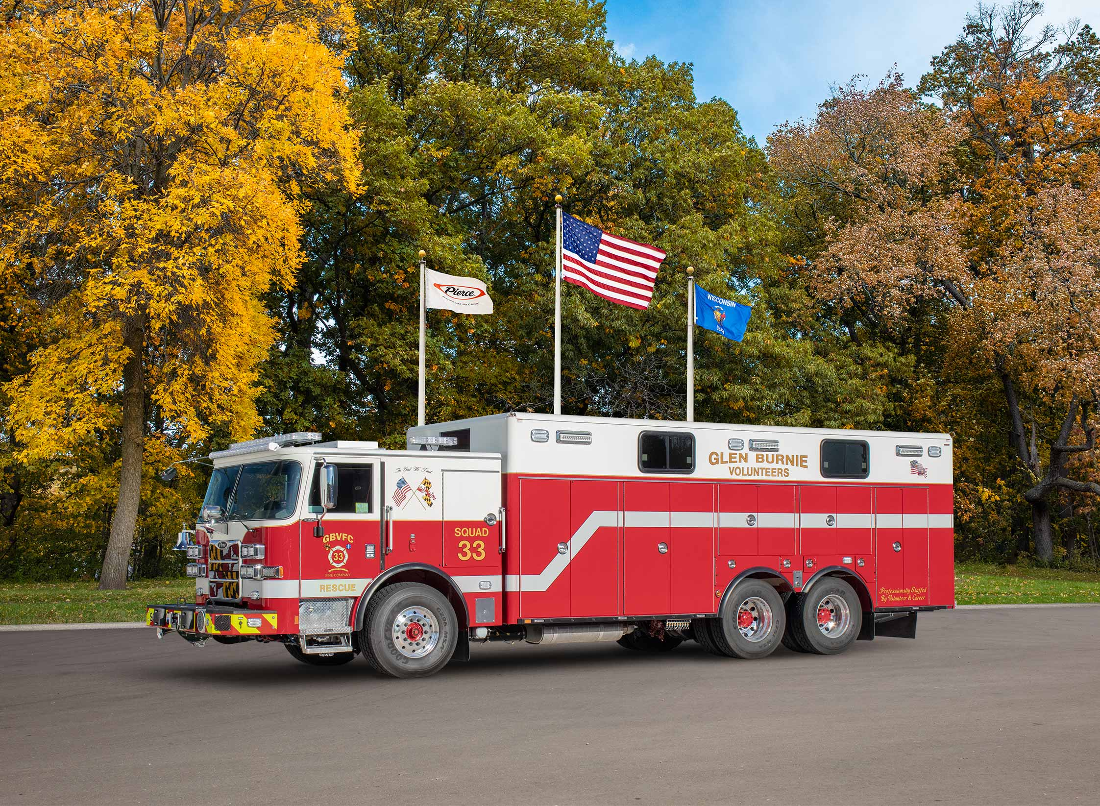 Glen Burnie Volunteer Fire Company - Rescue