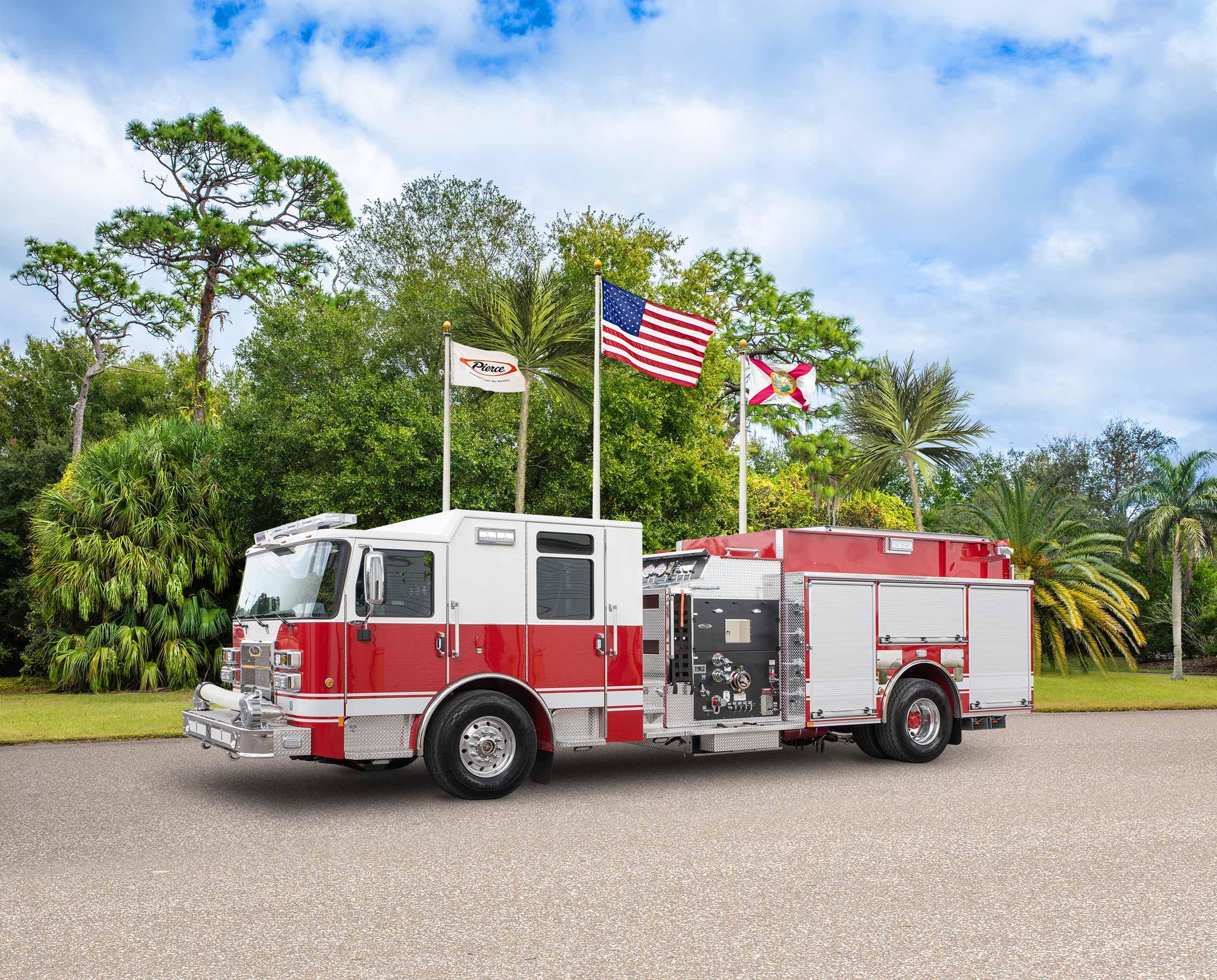 Litchfield Fire Department - Pumper