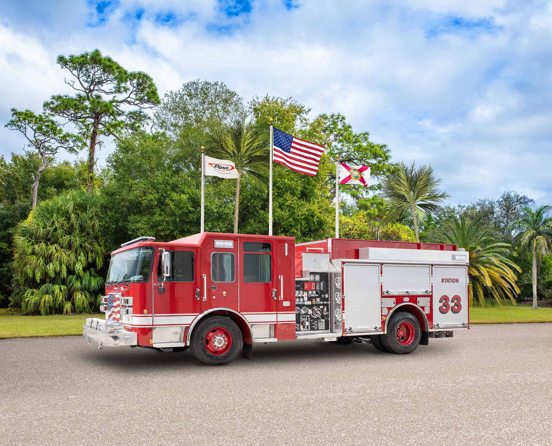 New Raymer - Stoneham Fire Protection District - Pumper