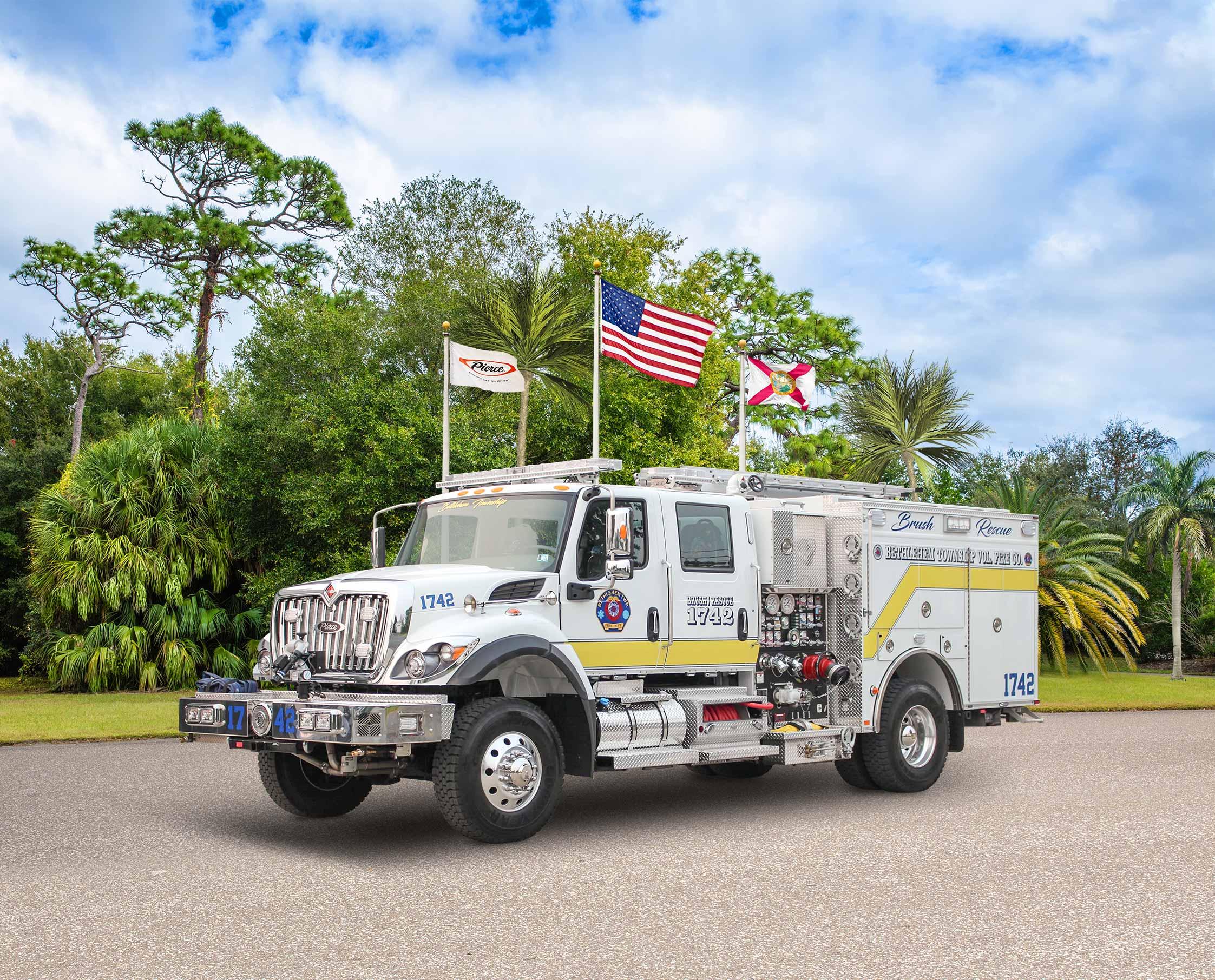 Bethlehem Township Fire Department - Pumper