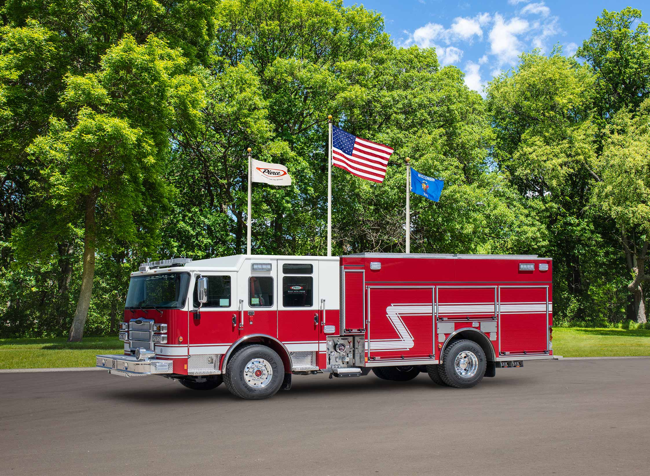 City of Grand Rapids Fire Department - Pumper