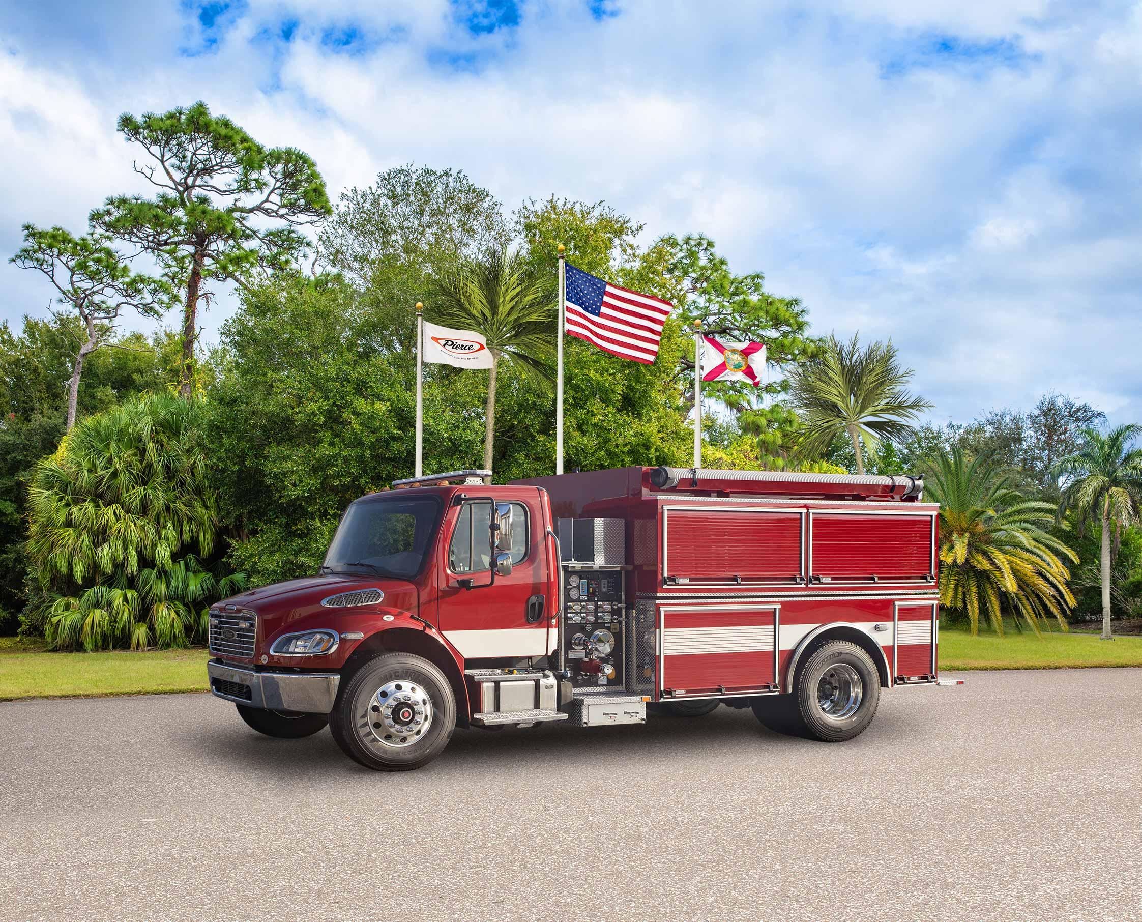 Unalakleet Volunteer Fire Department - Tanker
