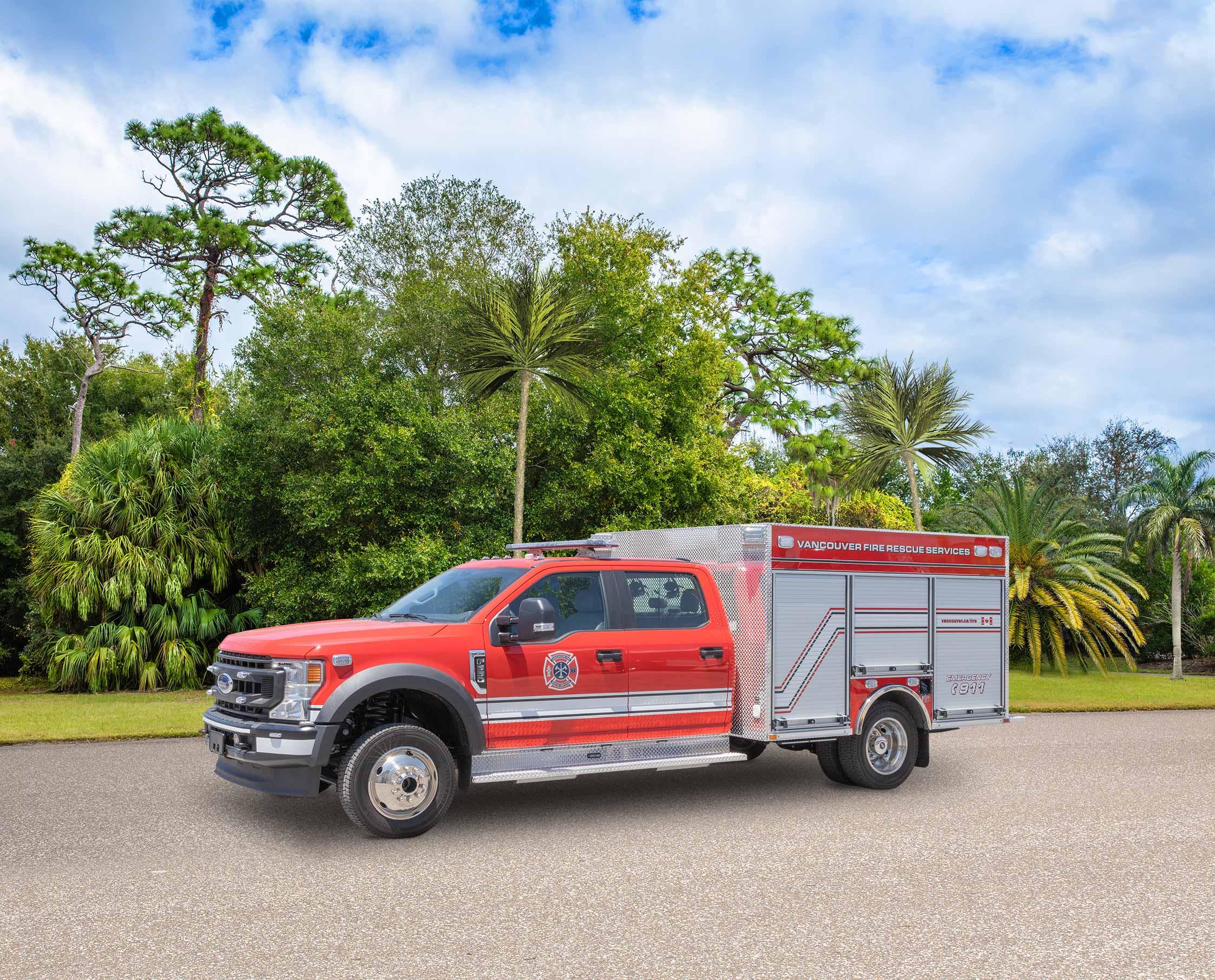 Vancouver Fire Department - Rescue