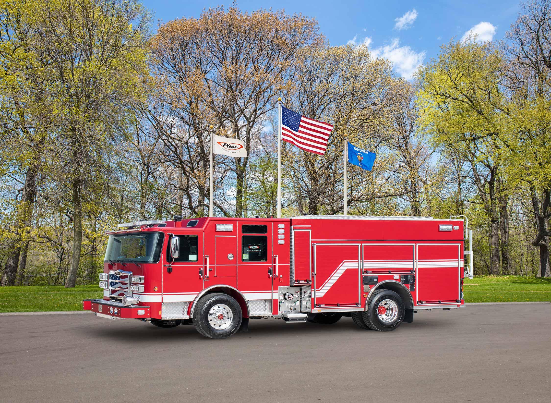 Stoughton Fire Department - Pumper
