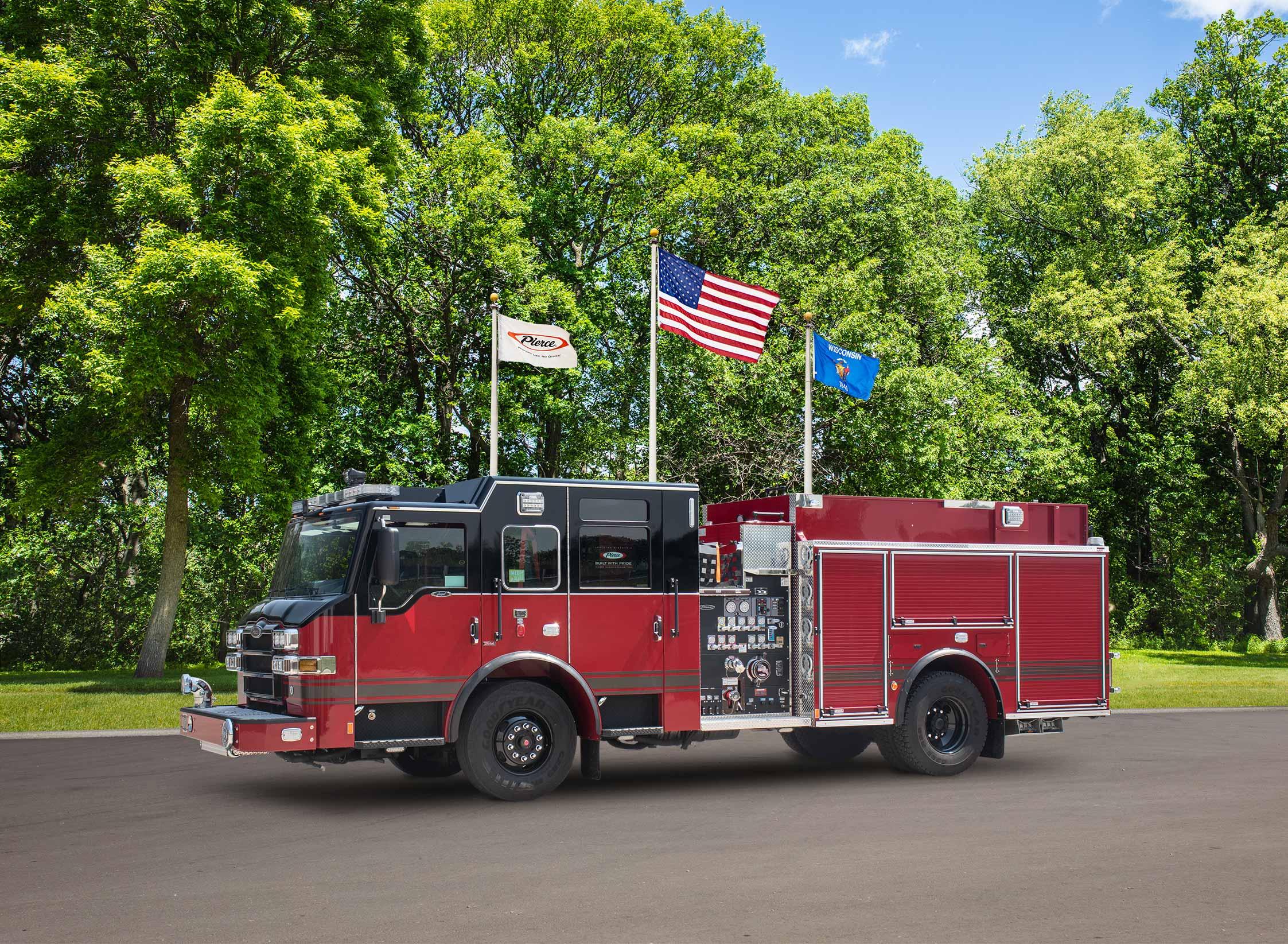 Cicero Fire Department - Pumper