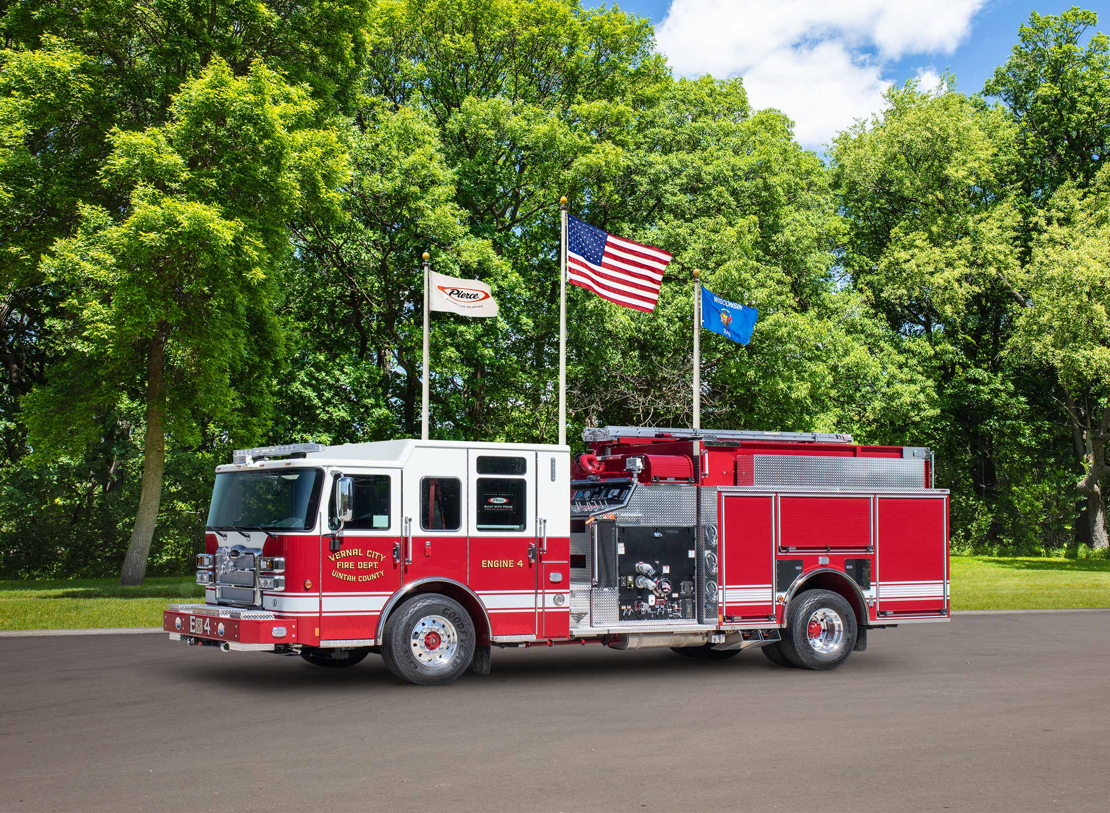 Uintah Fire Suppression Special Service District - Pumper