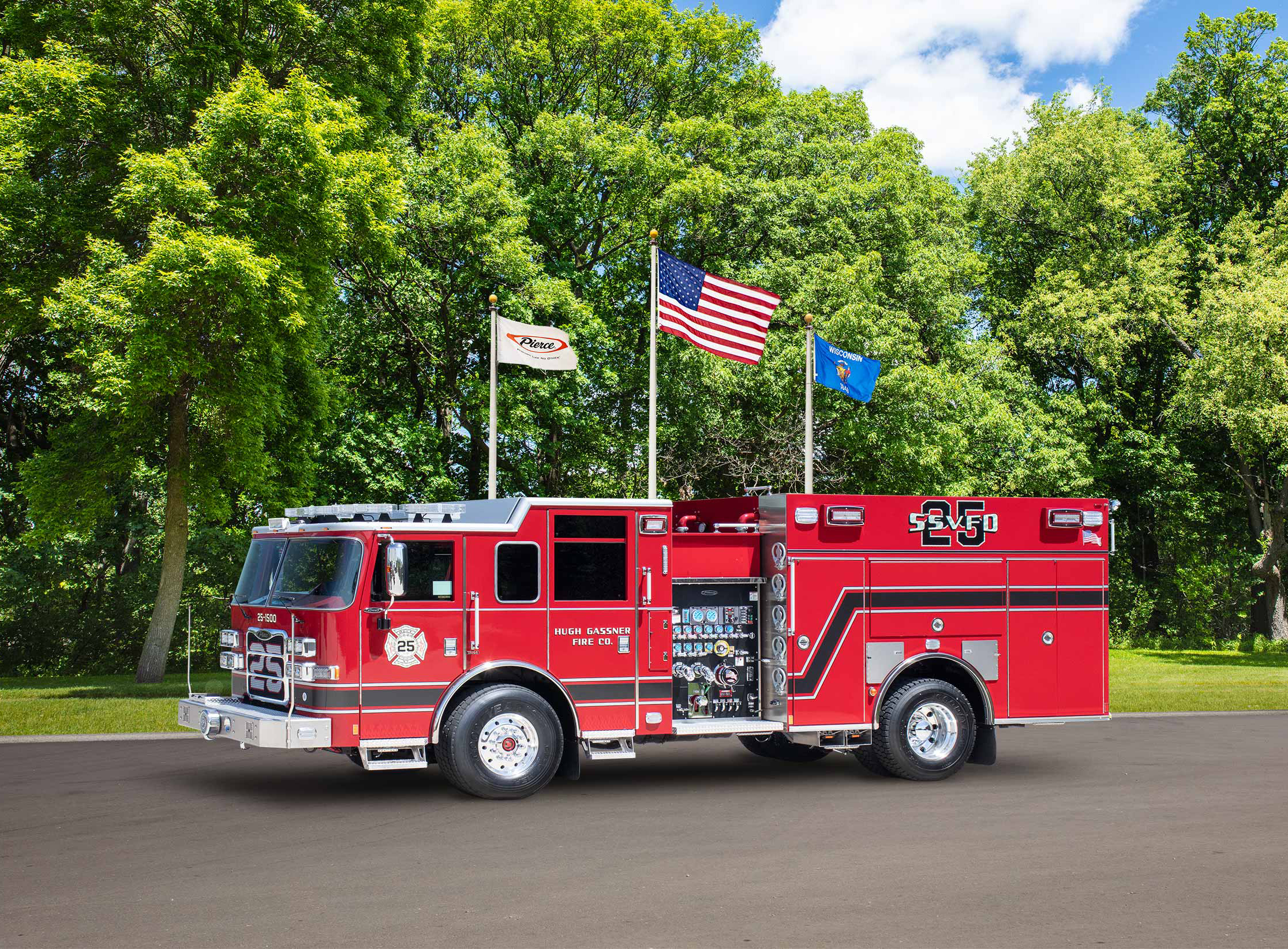 South Spring Valley Fire District - Pumper