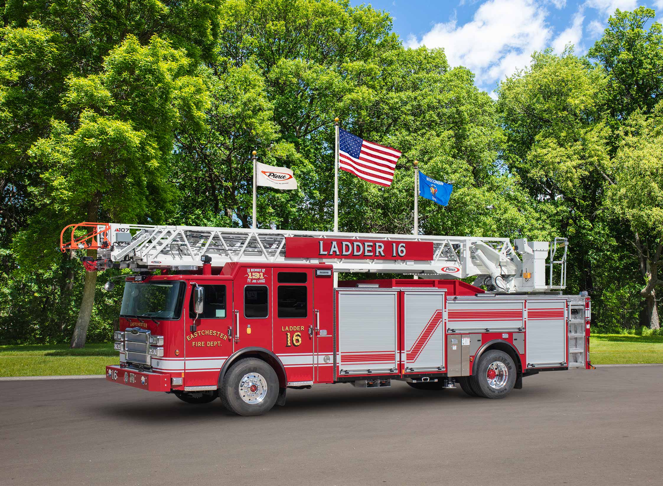 Eastchester Fire District - Aerial