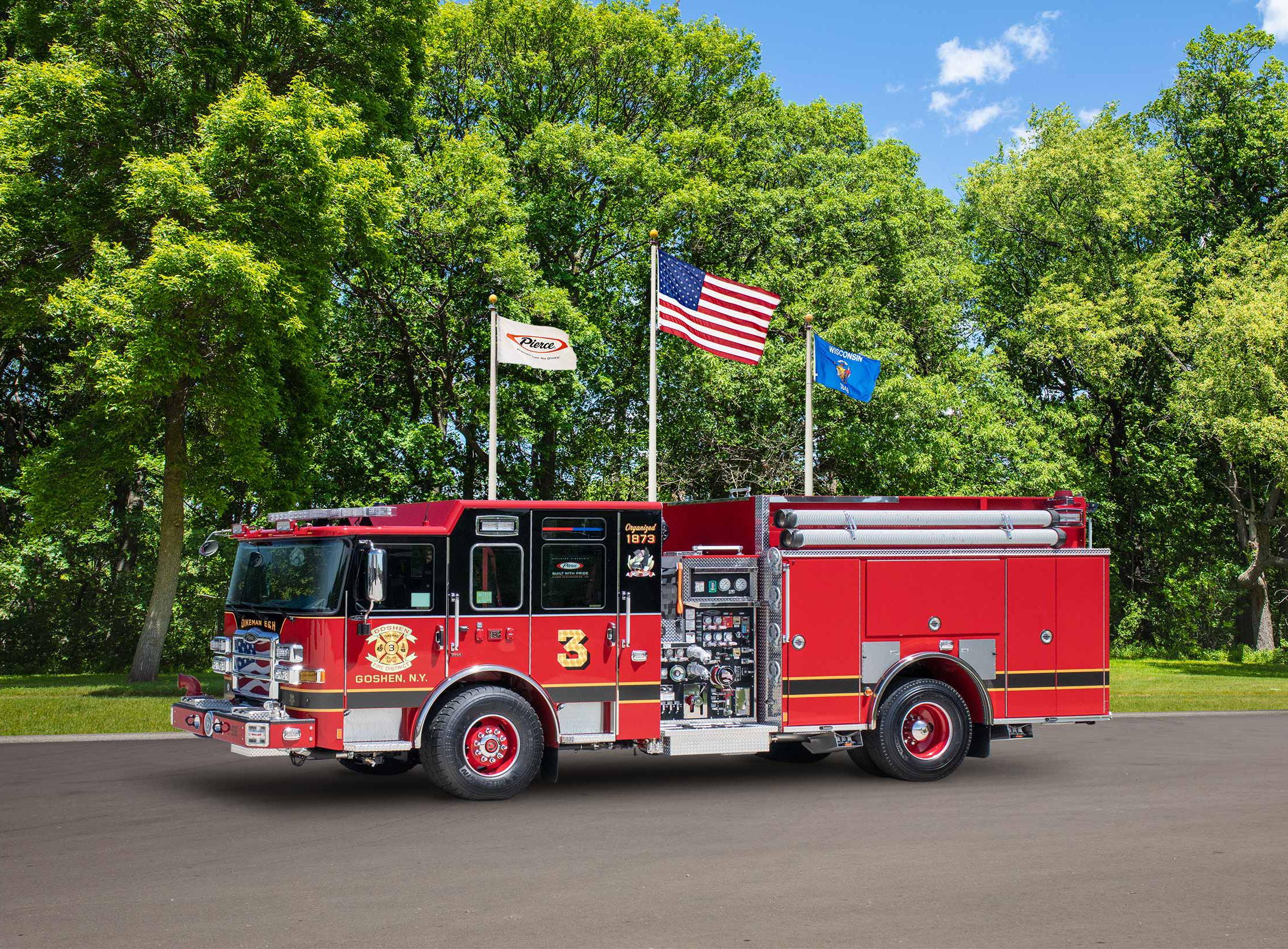 Goshen Fire District - Pumper