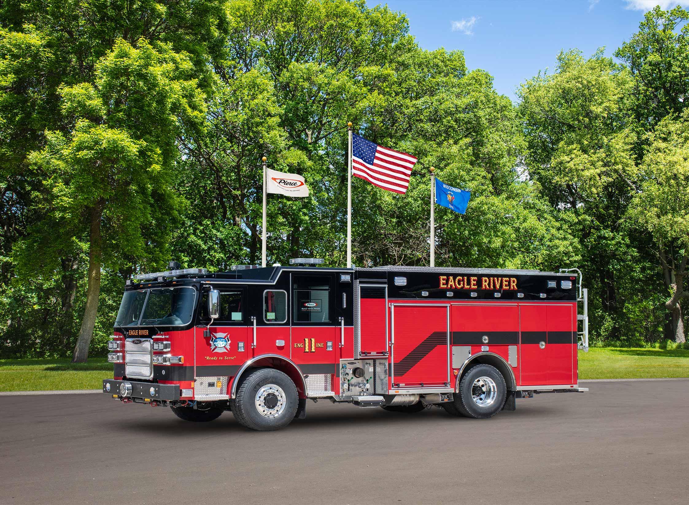 Eagle River Fire Protection District - Pumper