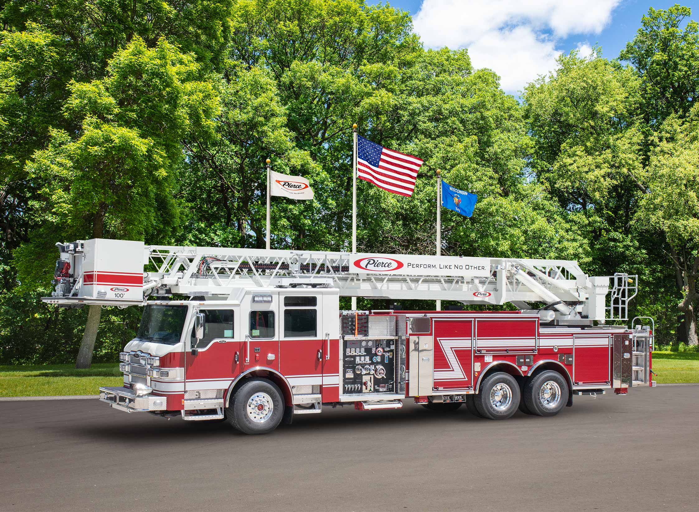 City of Grand Rapids Fire Department - Aerial